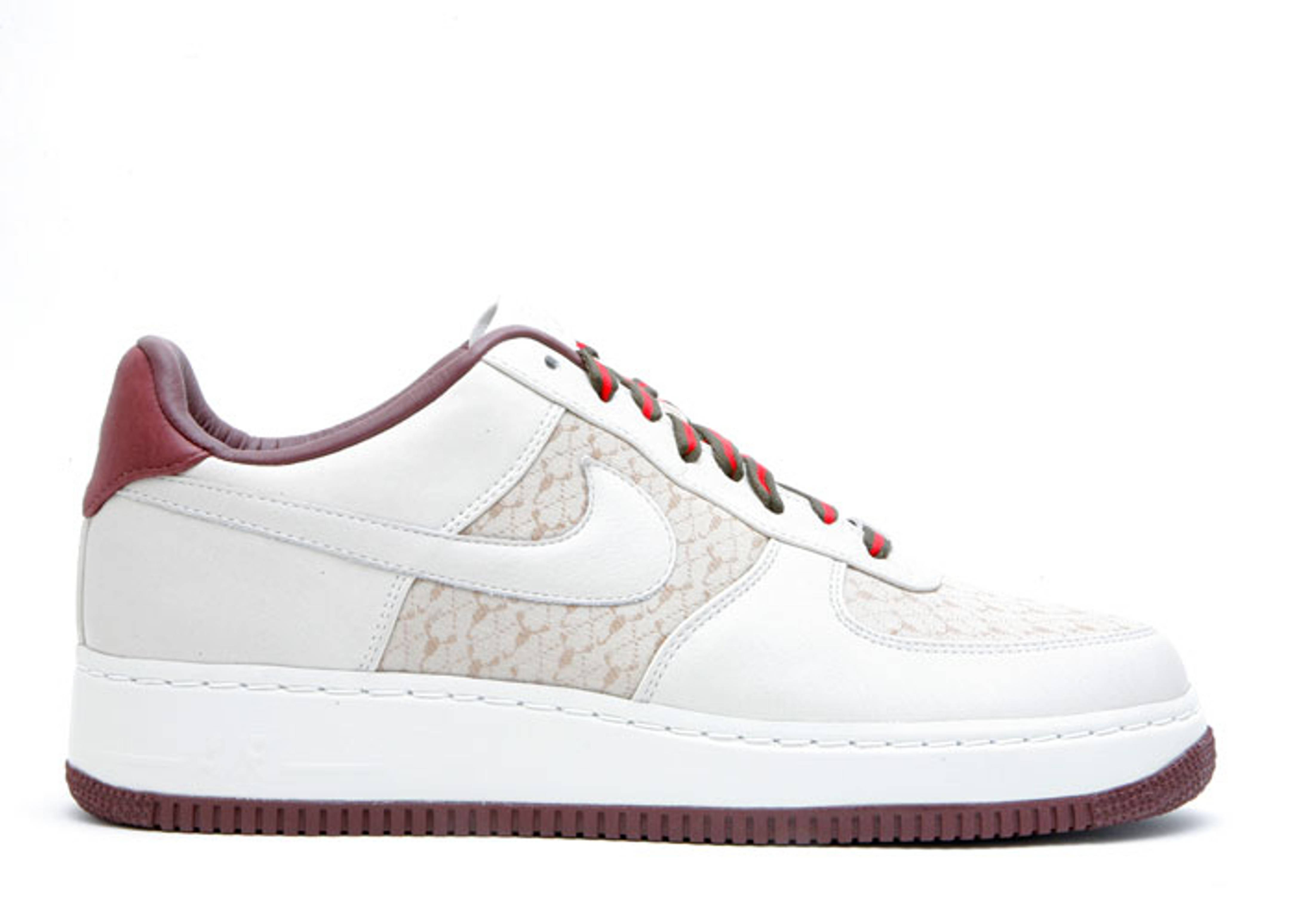 "air force 1 low supreme ""yi jianlian"""