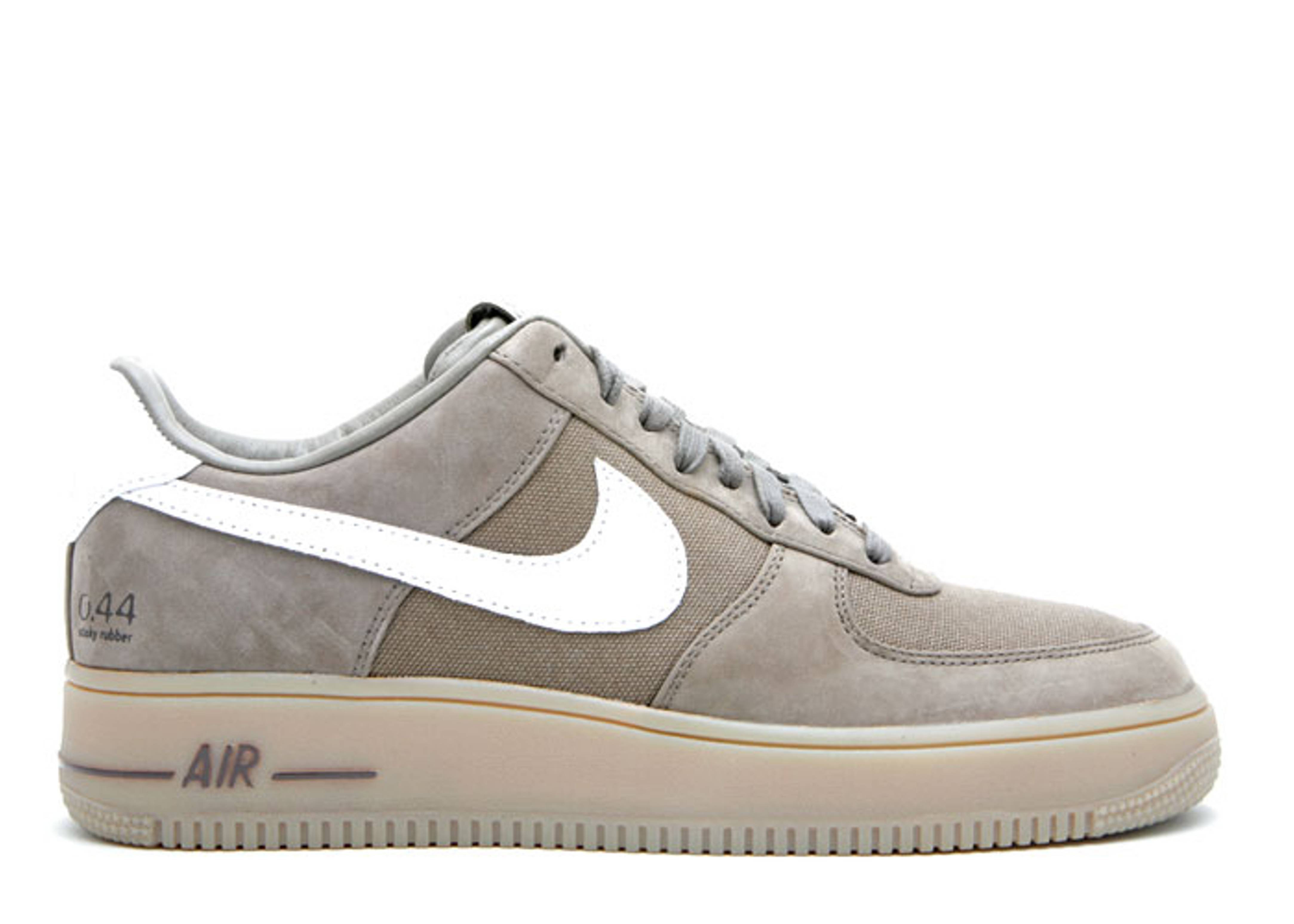 Air Force 1 Low Supreme Wp - Nike - 333884 211 - olive khaki white-gum  light brown  5cce655c7f94
