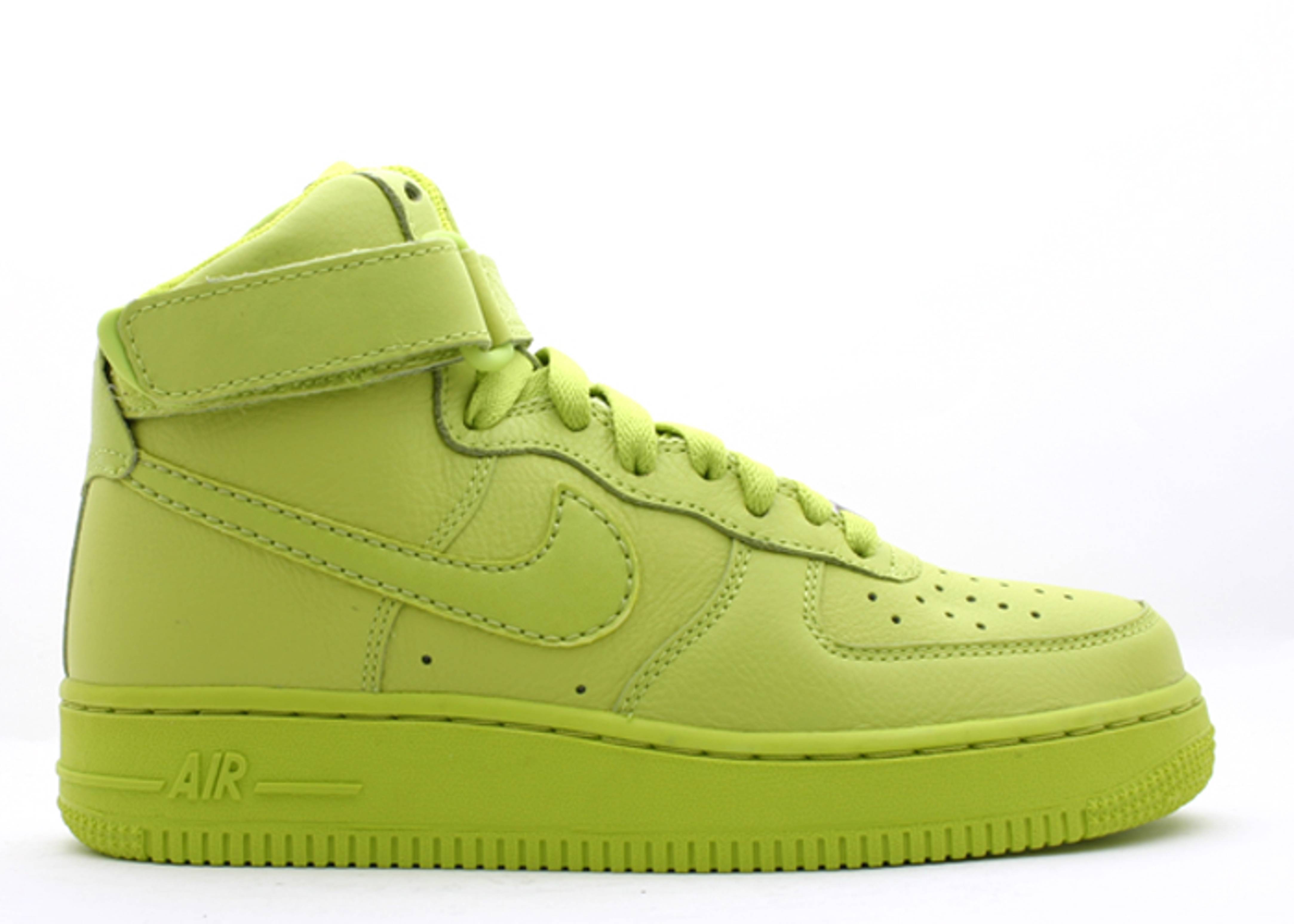 w's air force 1 high