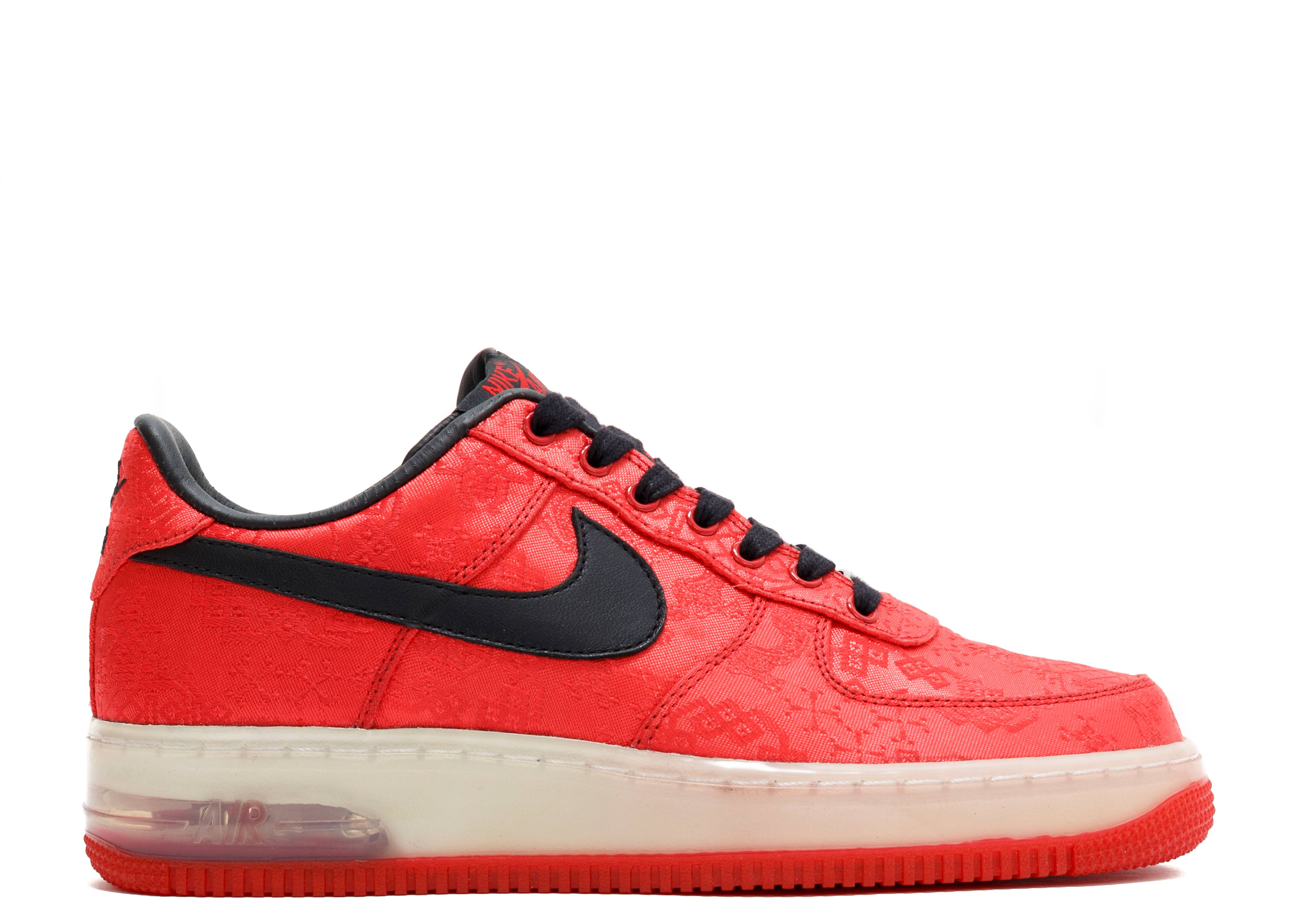 CLOT x Air Force 1 Supreme TZ 'Chinese Candy Box'