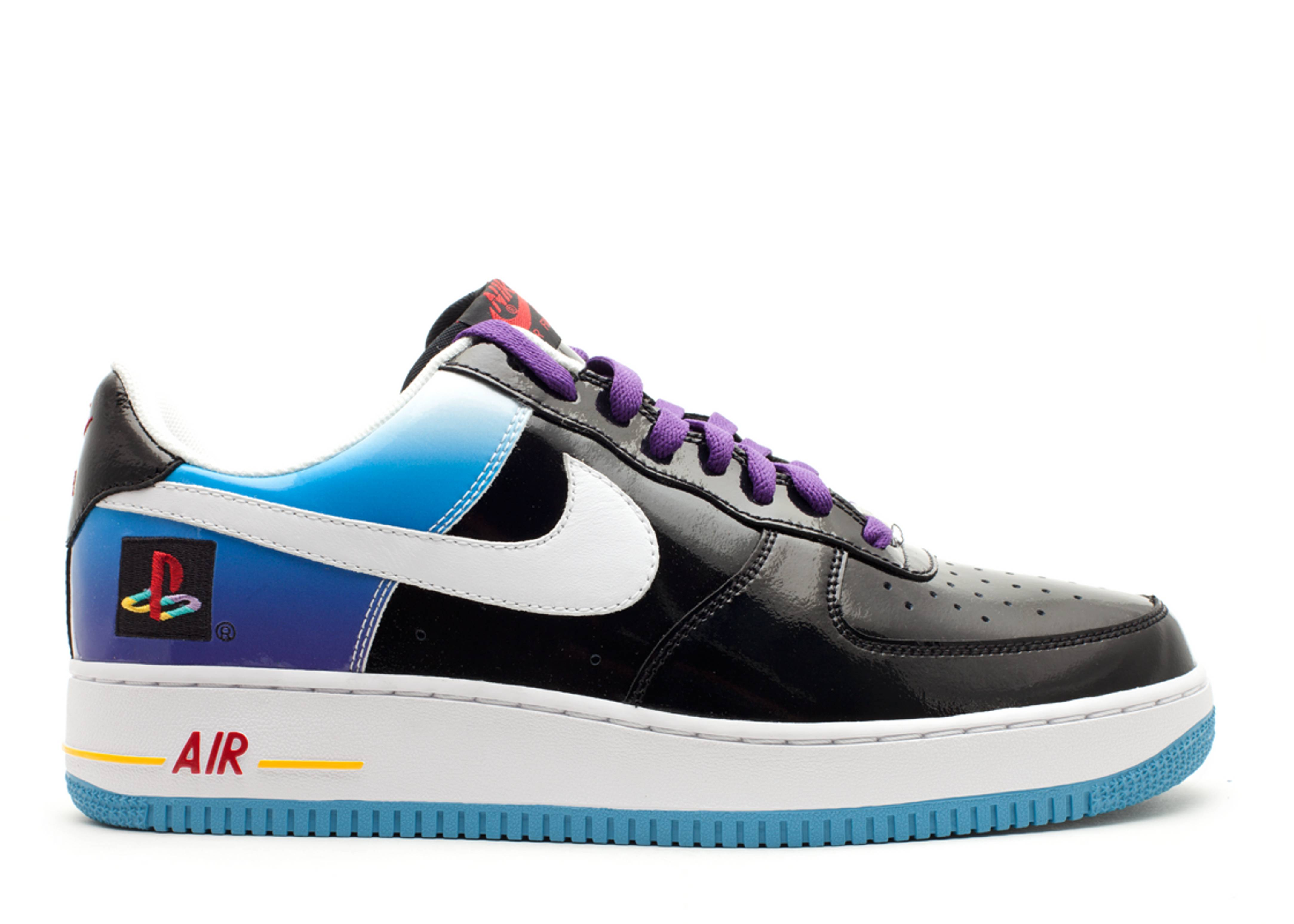 "air force 1 (promo) la lam ""playstation 10th anniversary"""