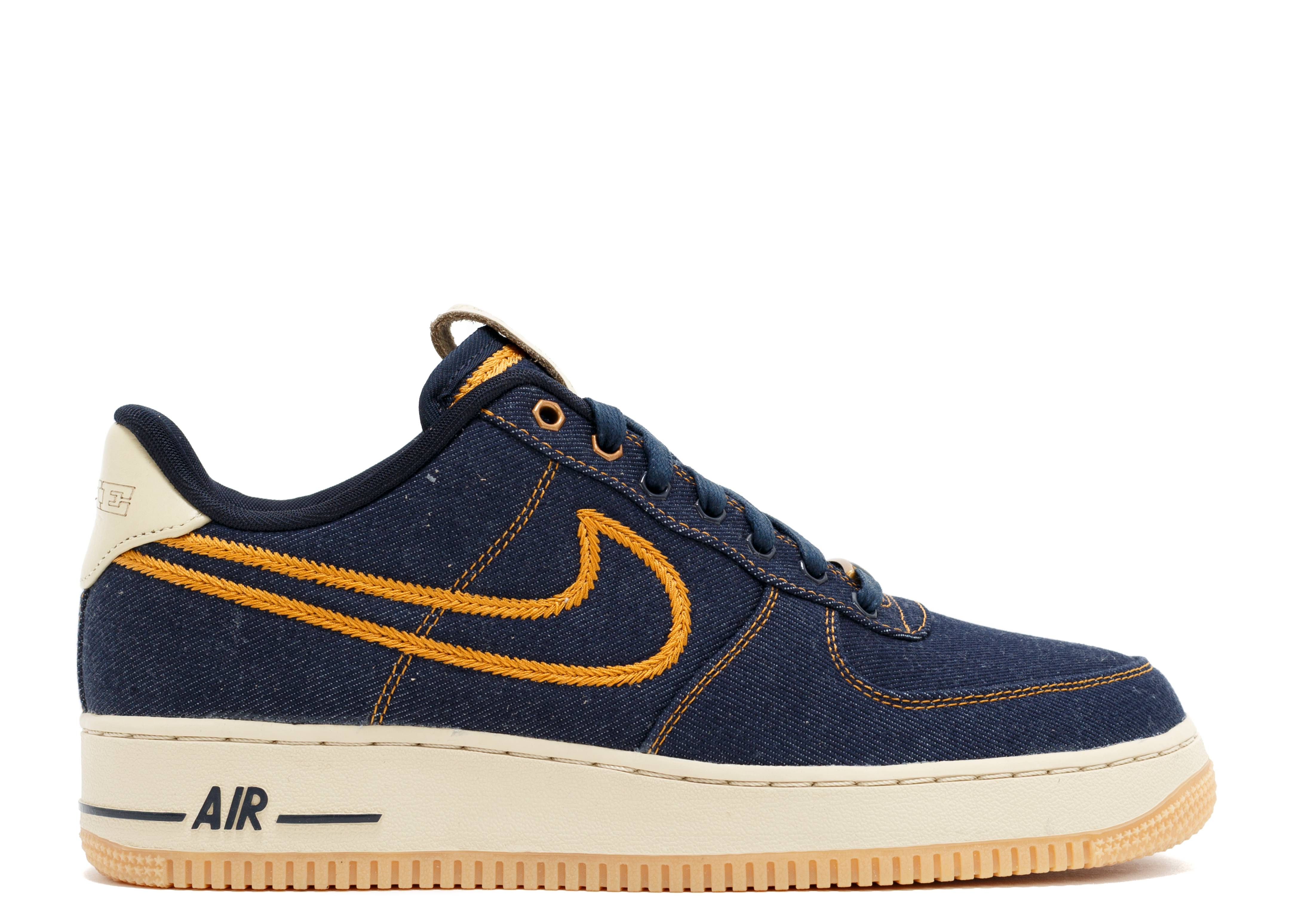 "air force 1 low premium ""denim"""