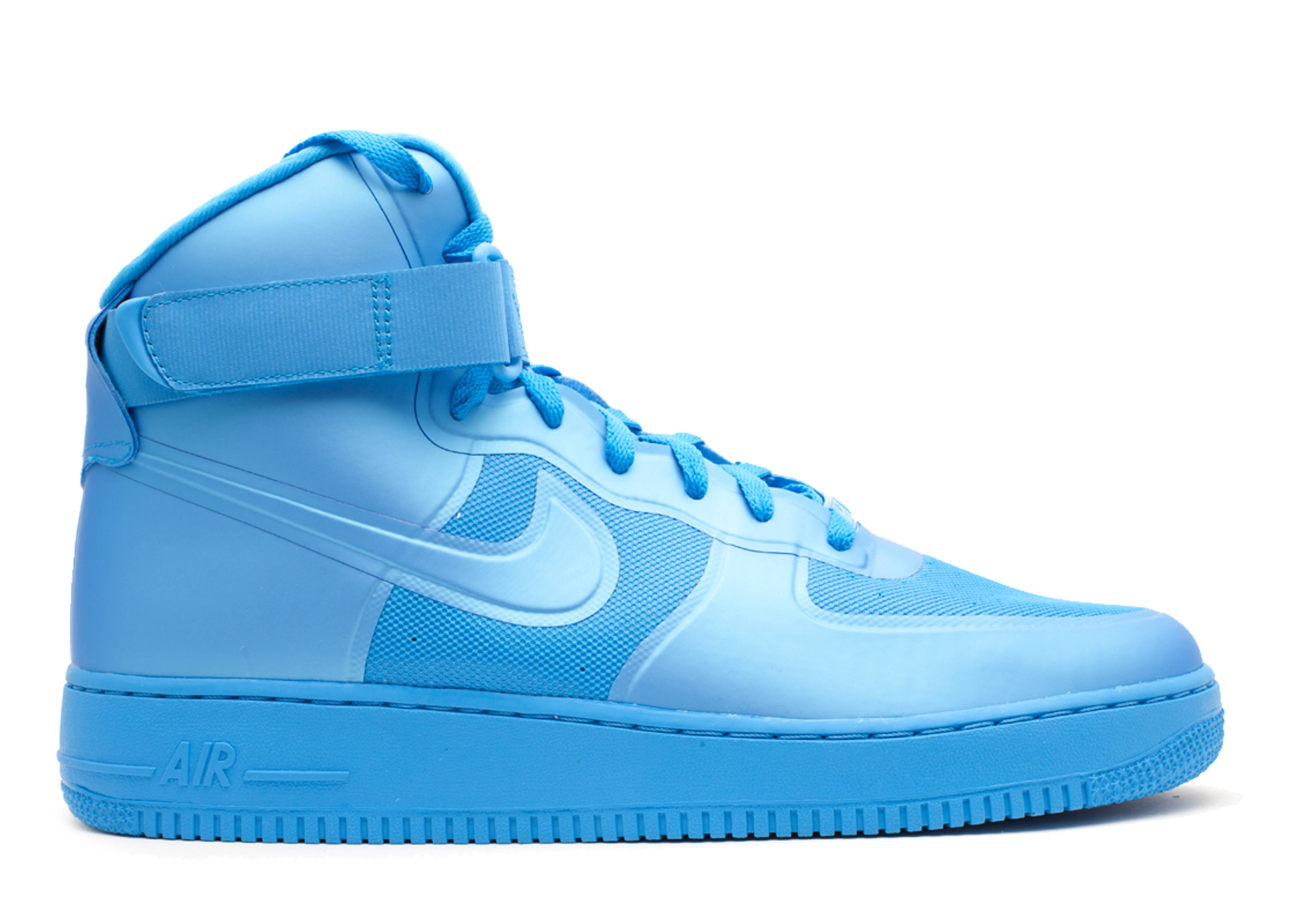 billig Nike Air Force 1 Hi Hyperfuse Turnschuhe im