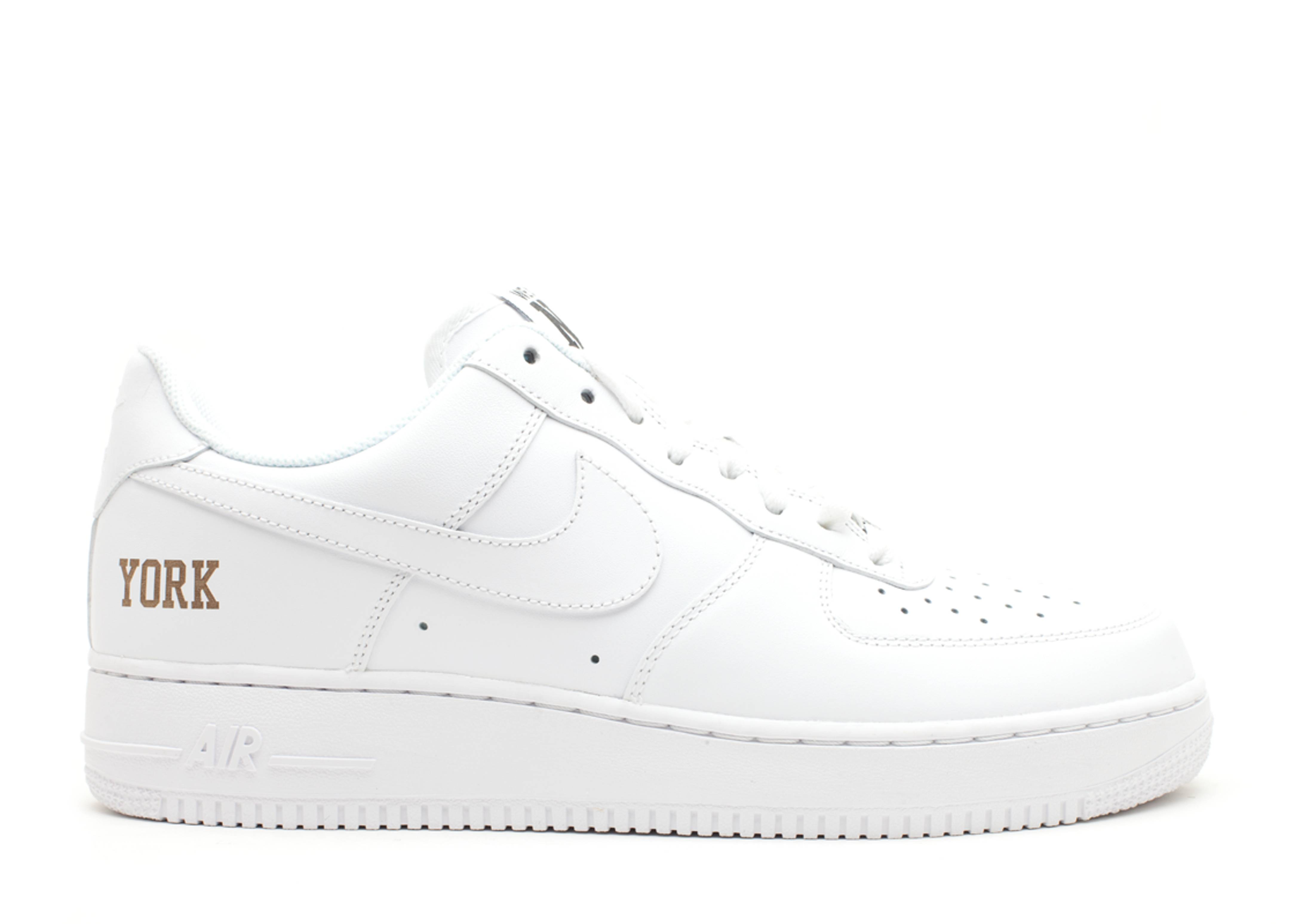 """air force 1 07 """"we are new york"""""""