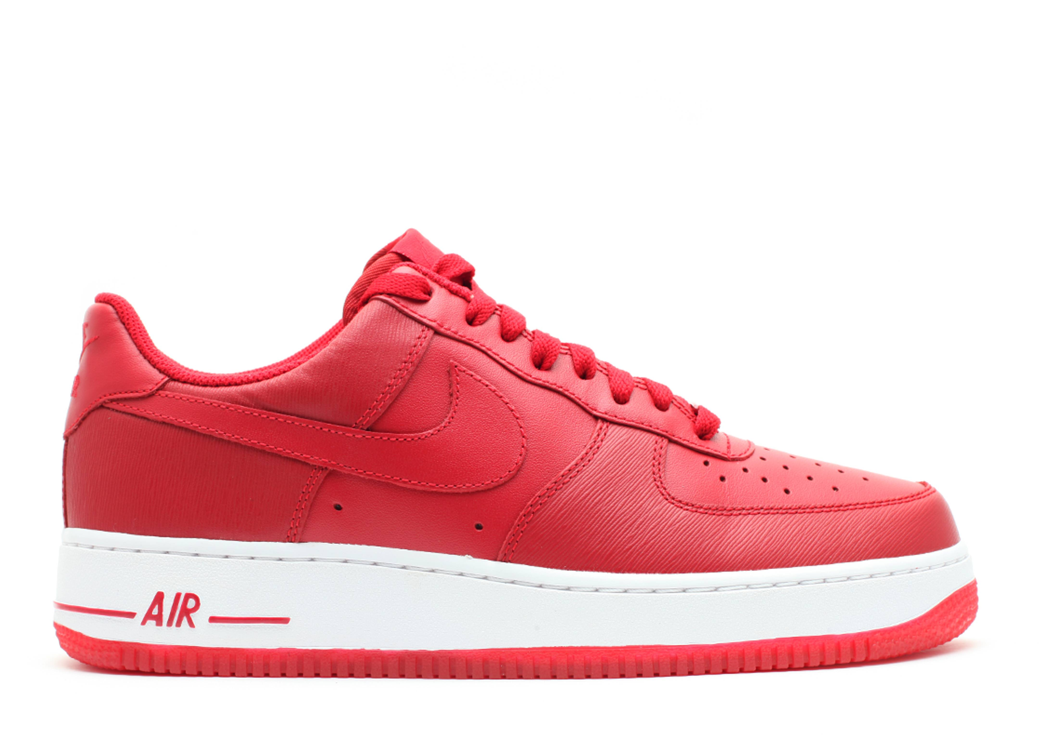 Nike Air Force 1 Low Sheed Varsity Red for men