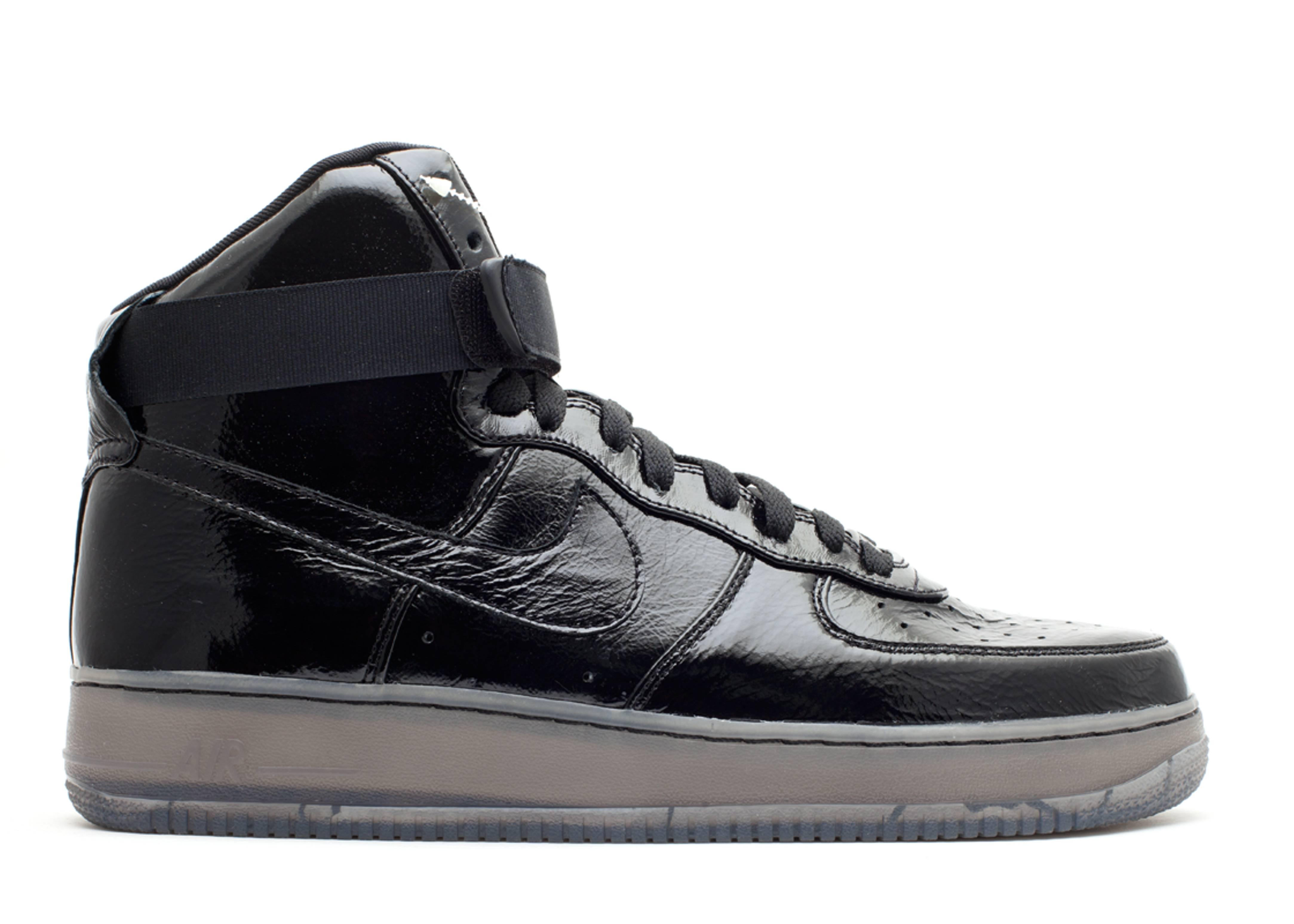 386161 Air 007 1 Blackblack Force Premium Le High Nike nwk0PO8X