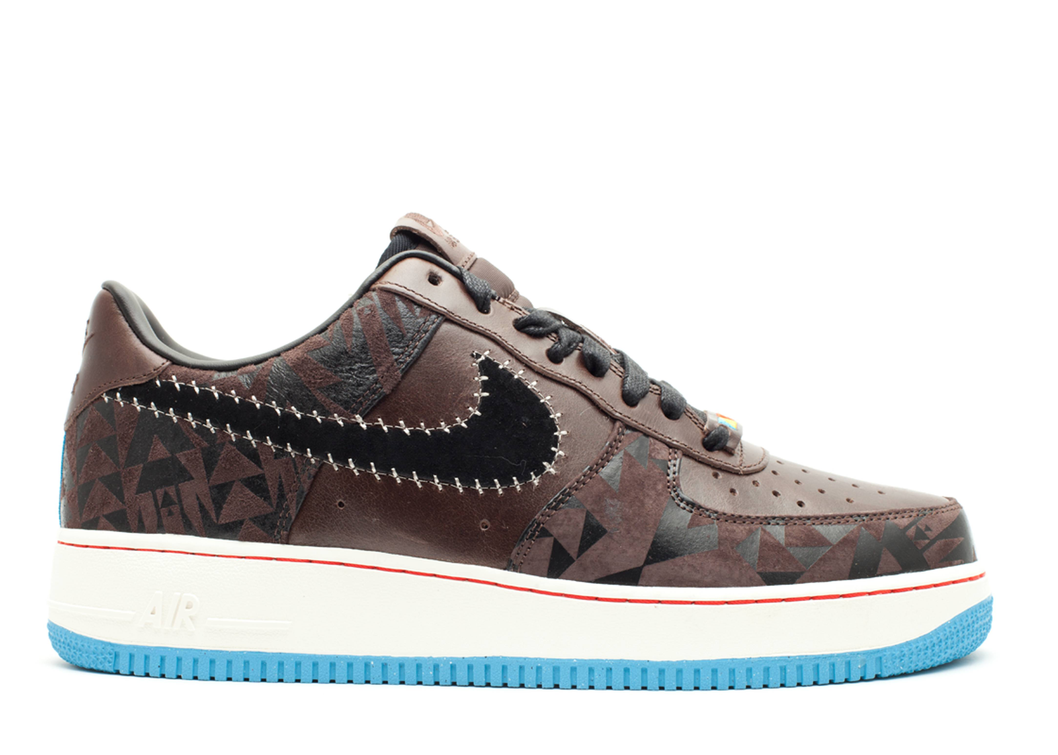 "n7 air force 1 low prm 08 le ""native american"""