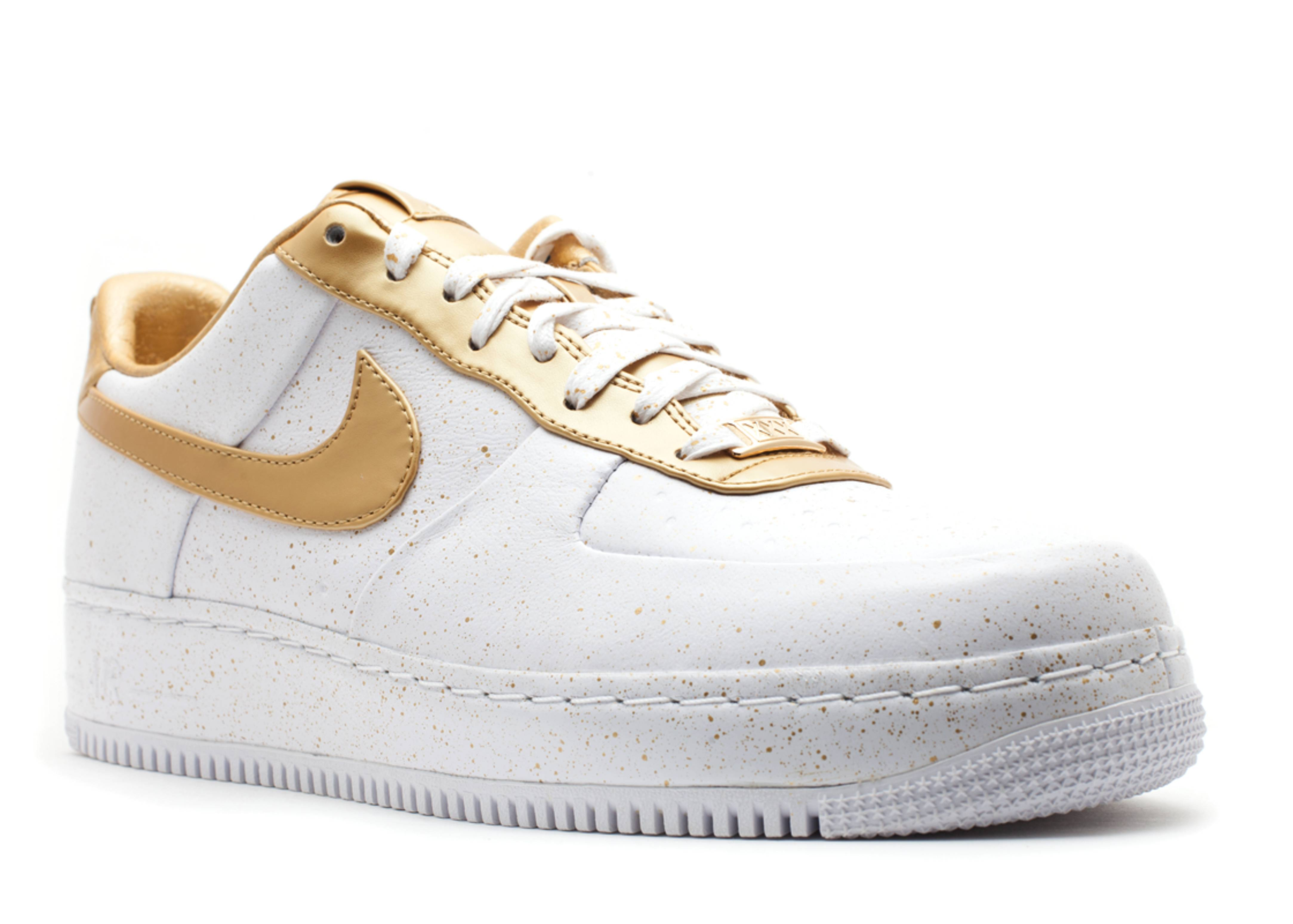 buy popular afb09 4edb0 ... Metallic Gold - Cool Shoes Online nike. air force 1 low supreme io tz  ...