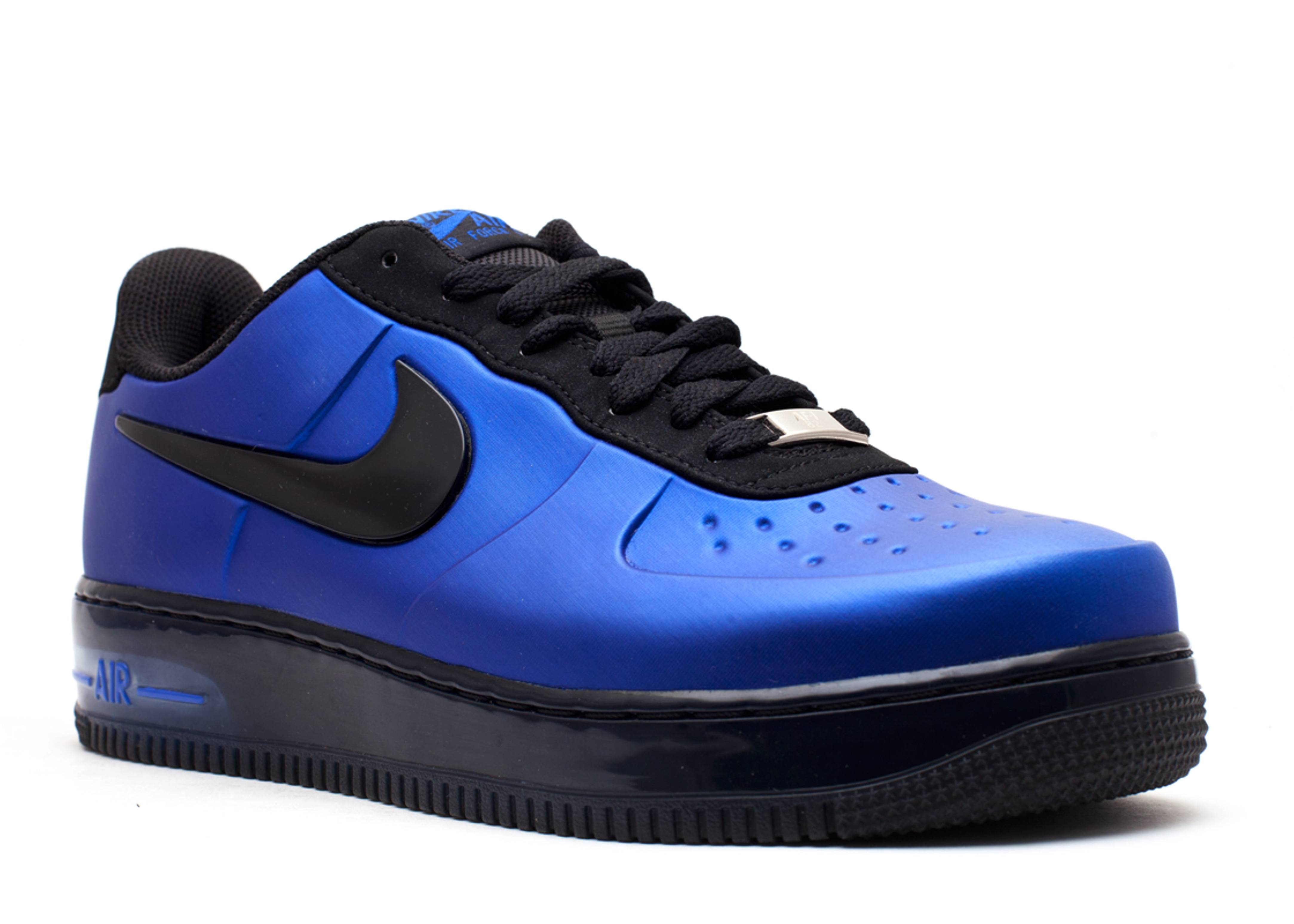 866be565c58 nike air force 1 foamposite pro low black for cheap