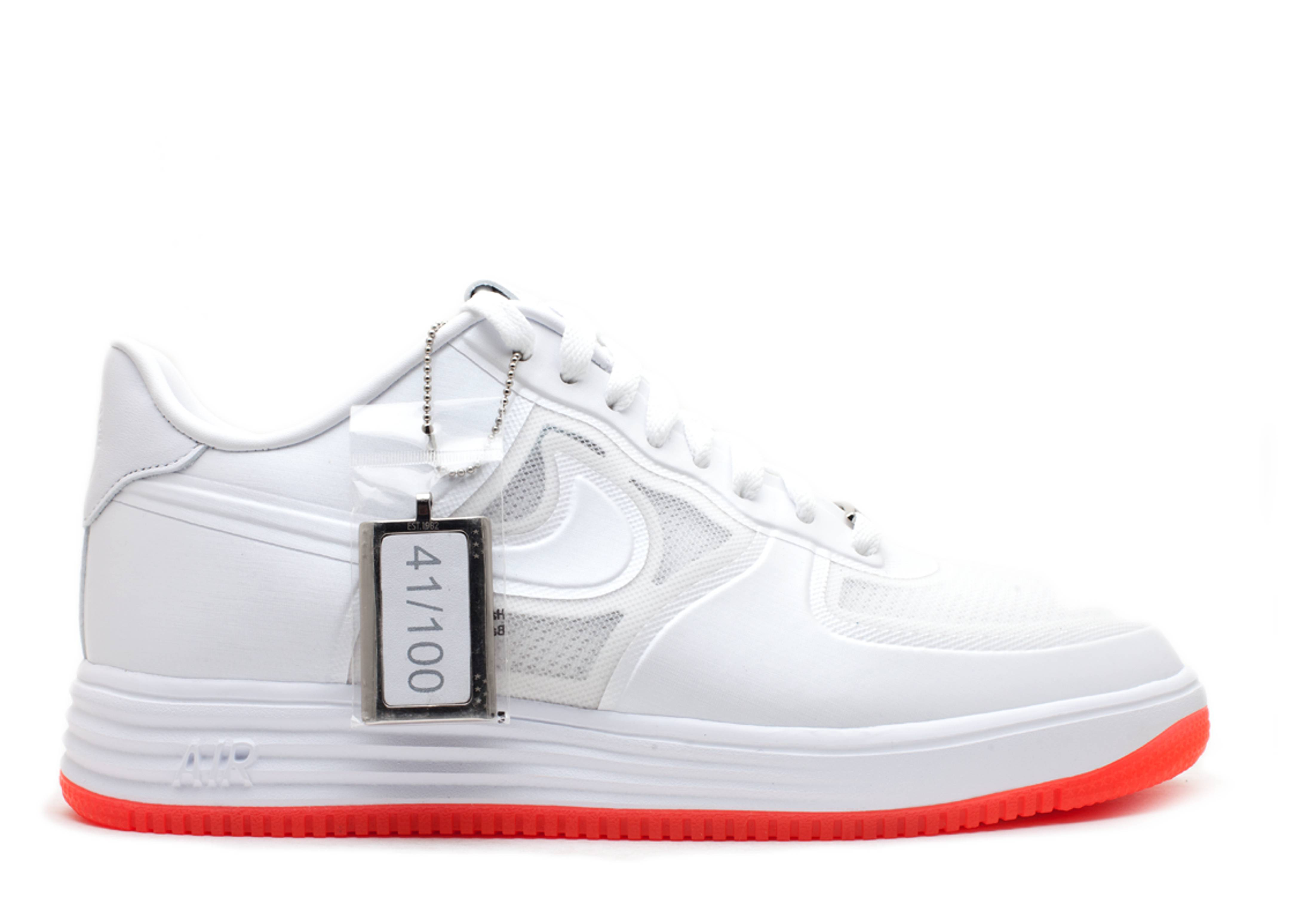 "lunar force 1 fuse qs ""easter (red sole)"""
