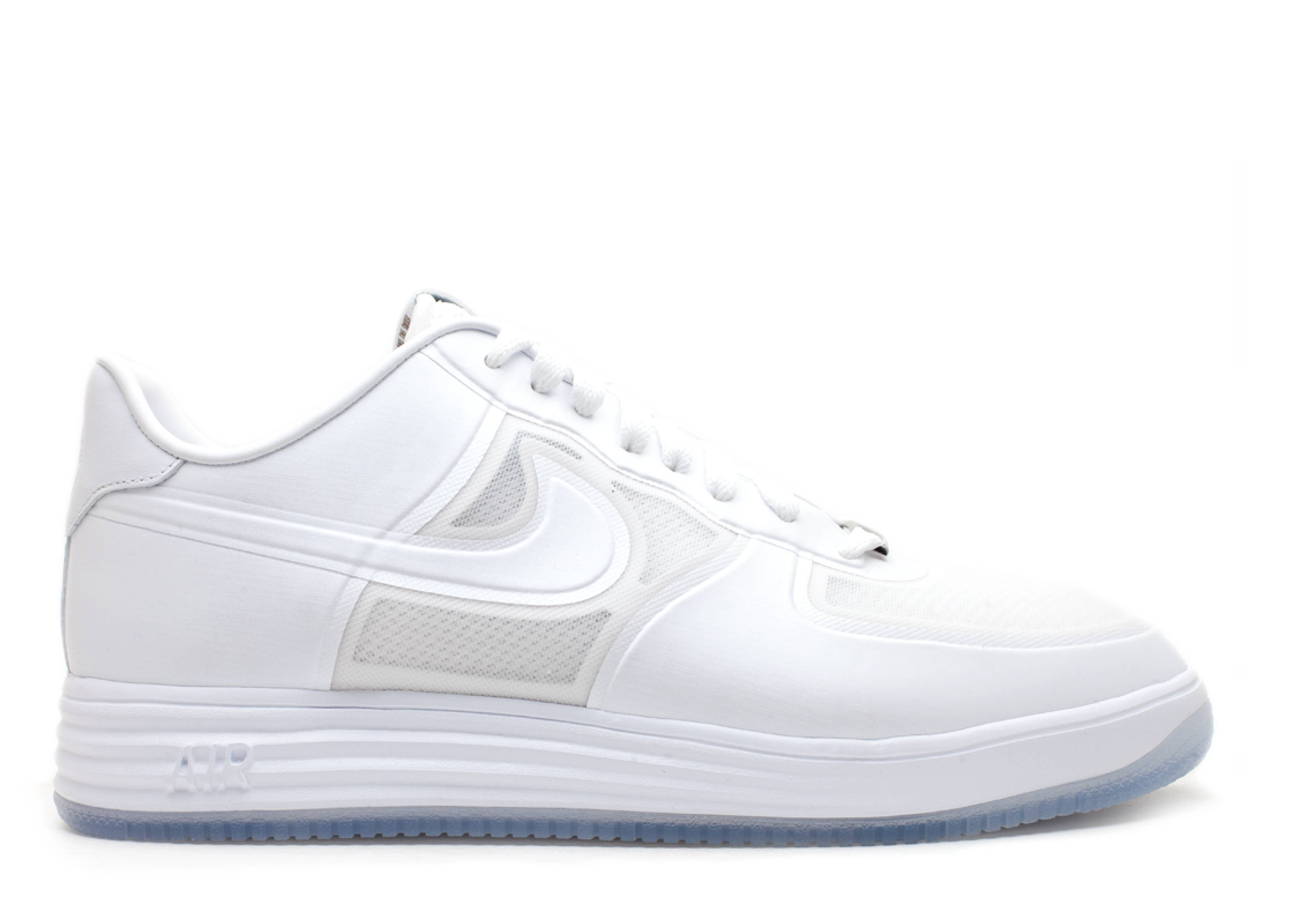 """lunar force 1 fuse qs """"easter (clear sole)"""""""