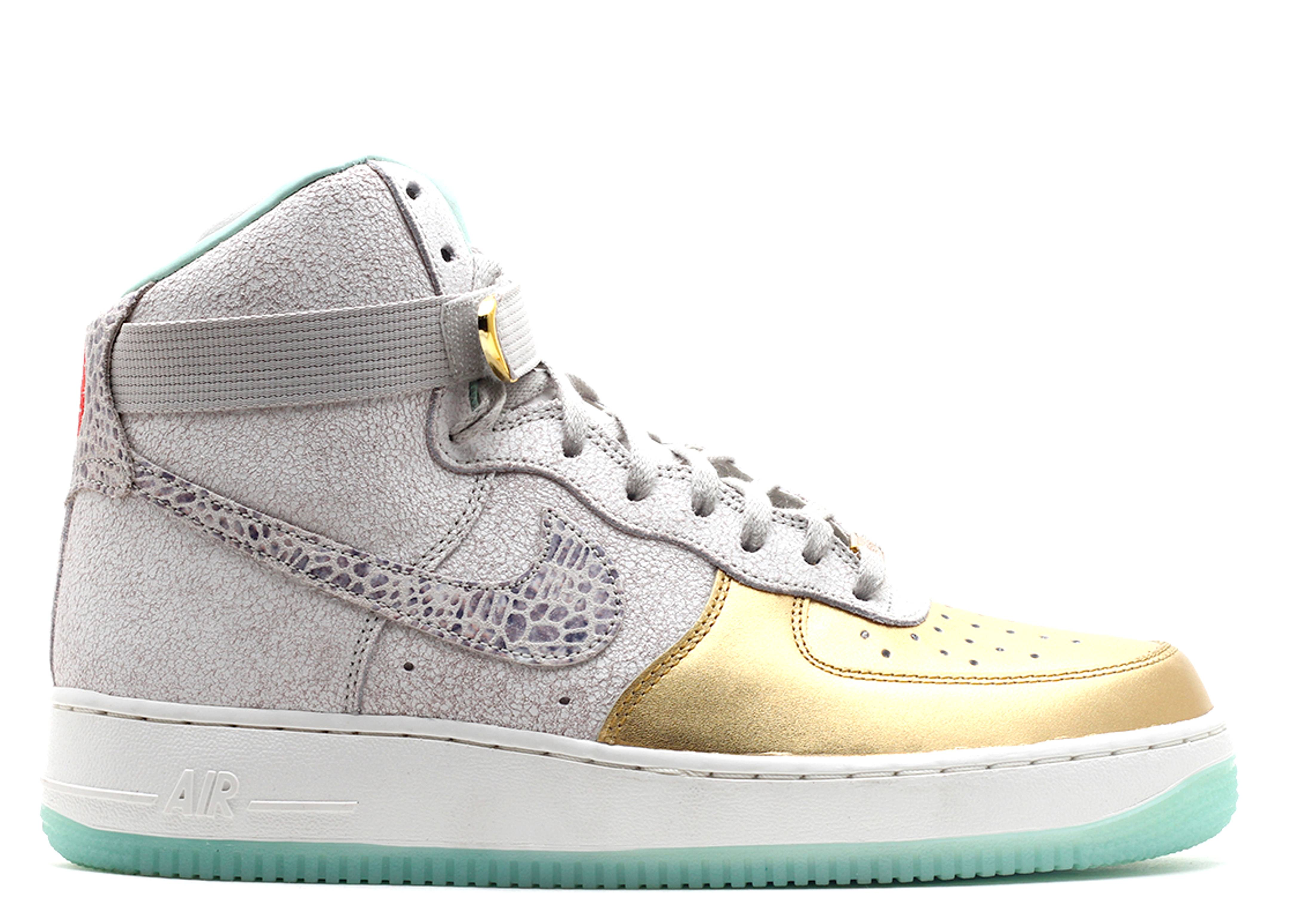 "w's air force 1 hi yoth qs ""year of the horse"""