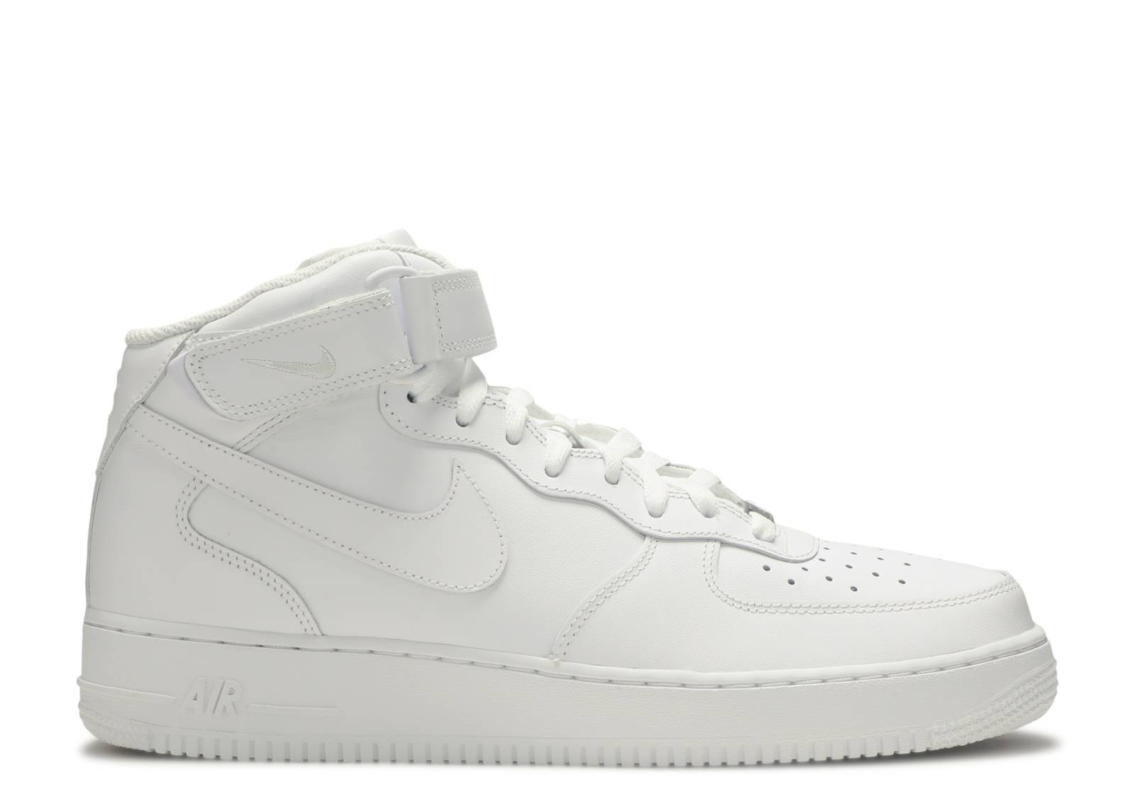 d62c70b58259 Air Force 1 Mid 07 - Nike - 315123 111 - white white