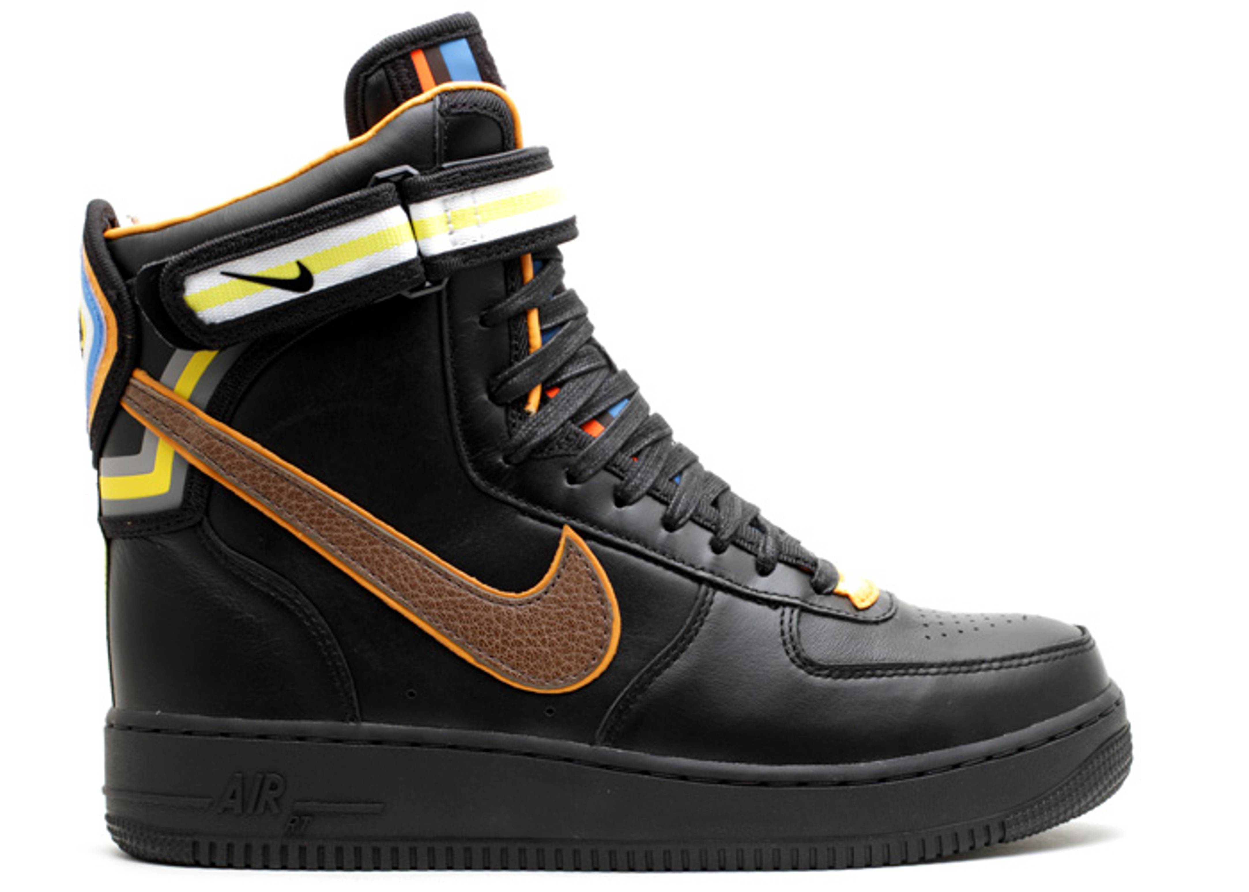 air force 1 hi sp tisci nike 669919 029 black baroque brown flight club. Black Bedroom Furniture Sets. Home Design Ideas