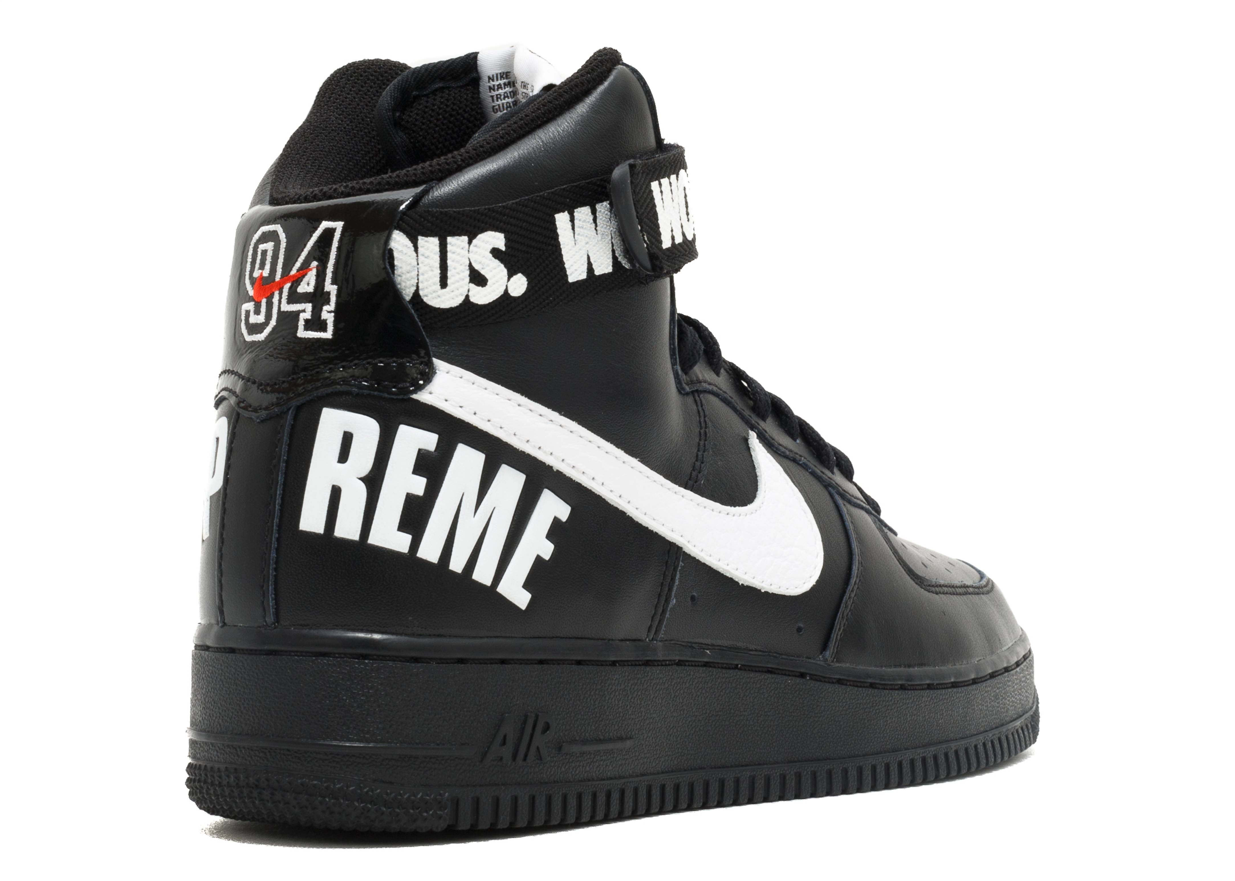 Contact The Place Investment Group Inc Nike Air Force 1 Supreme