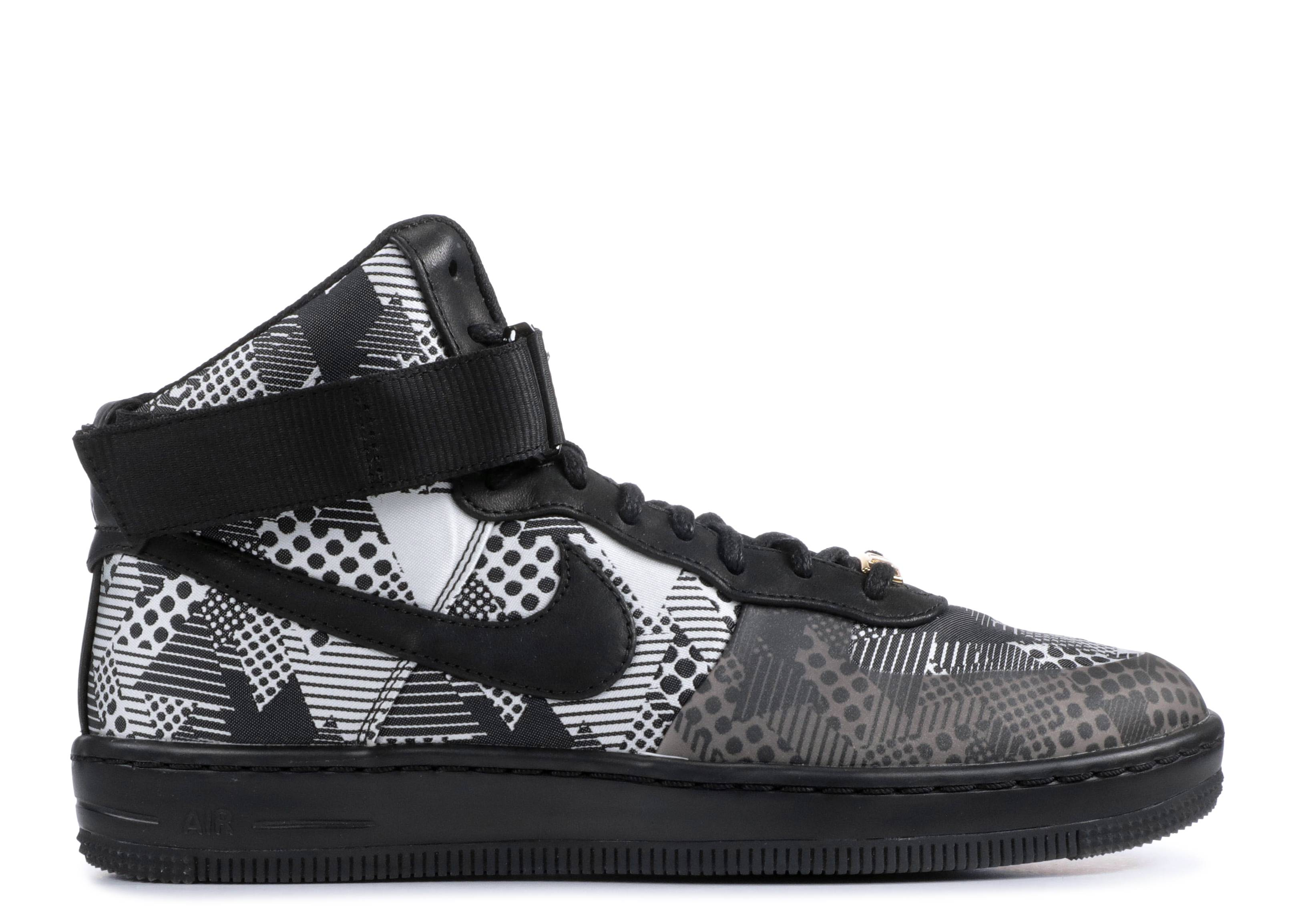 w's air force 1 ultra force bhm
