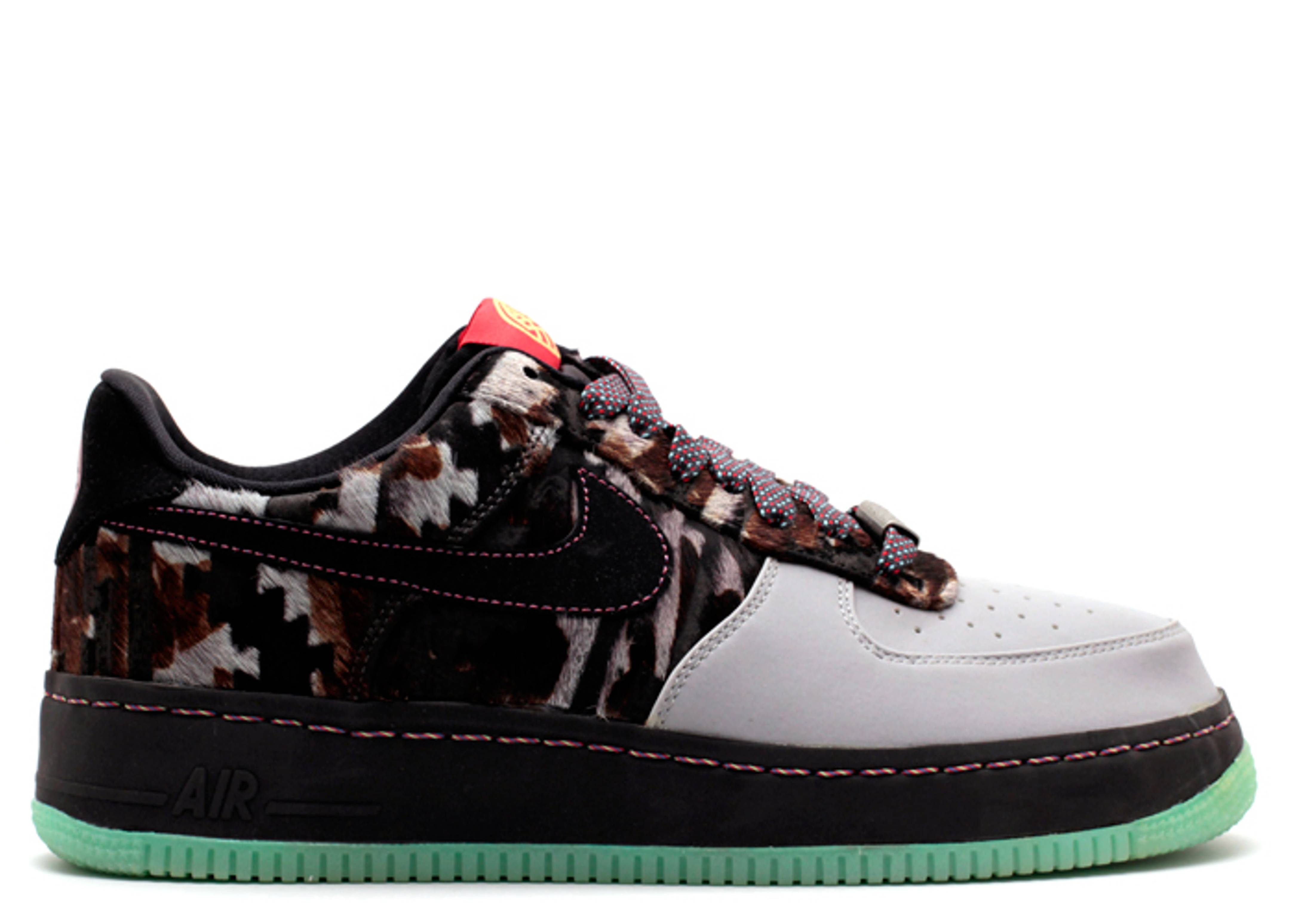 "air force 1 cmft prm yoh qs ""year of the horse"""