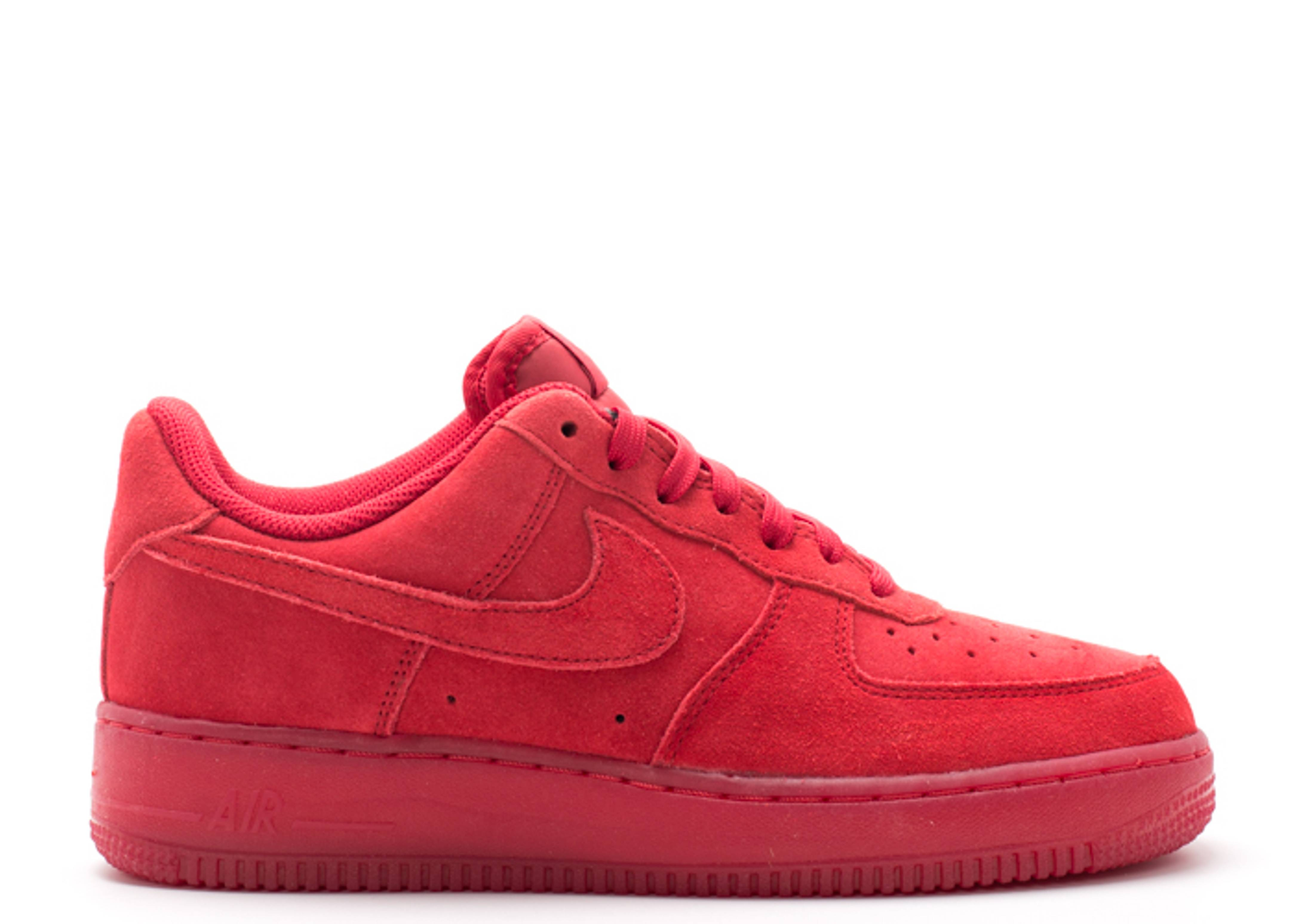 "air force 1 07 lv8 ""solar red"""