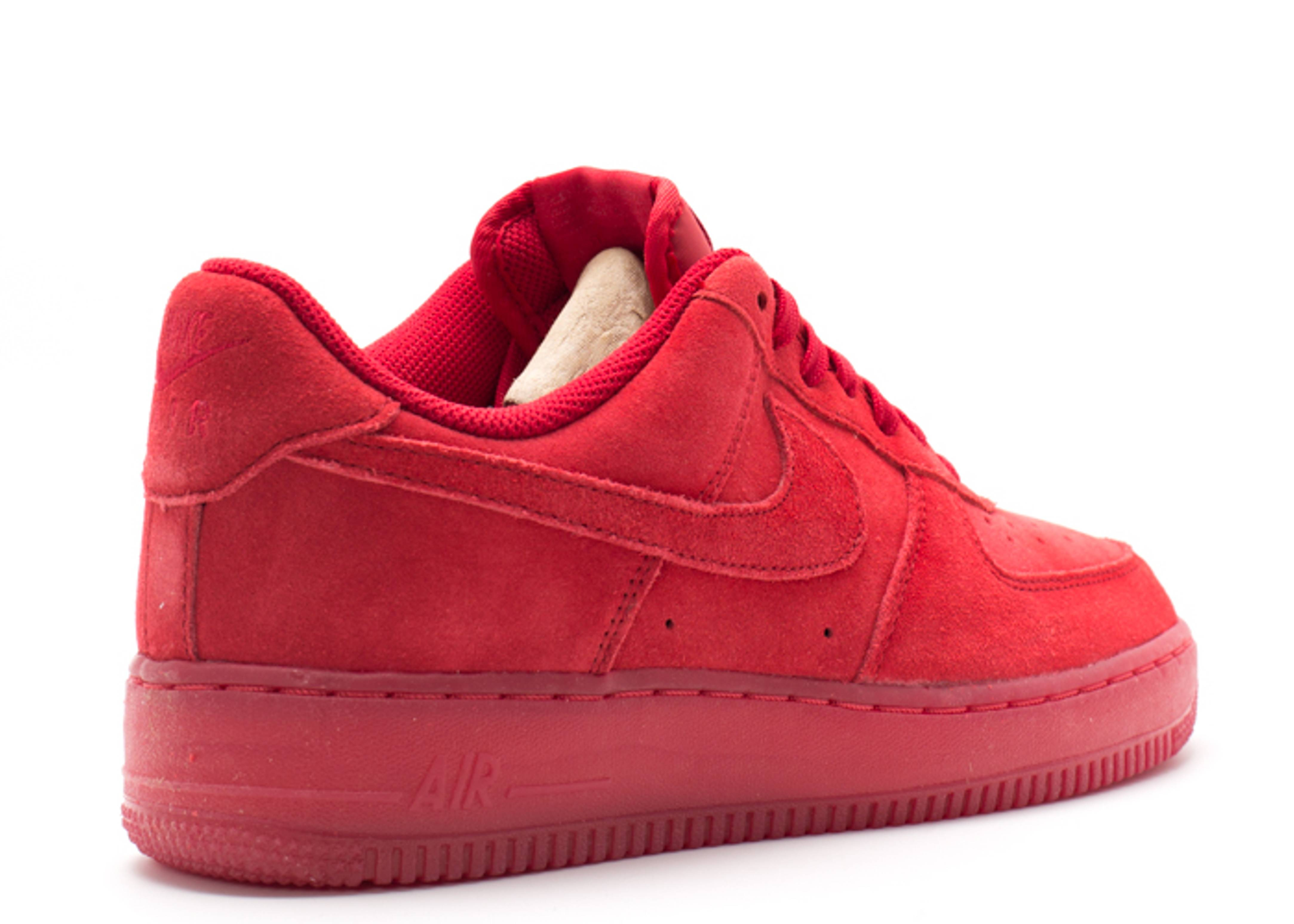 Nike Air Force 1 Low 'Solar Red' | SneakerFiles