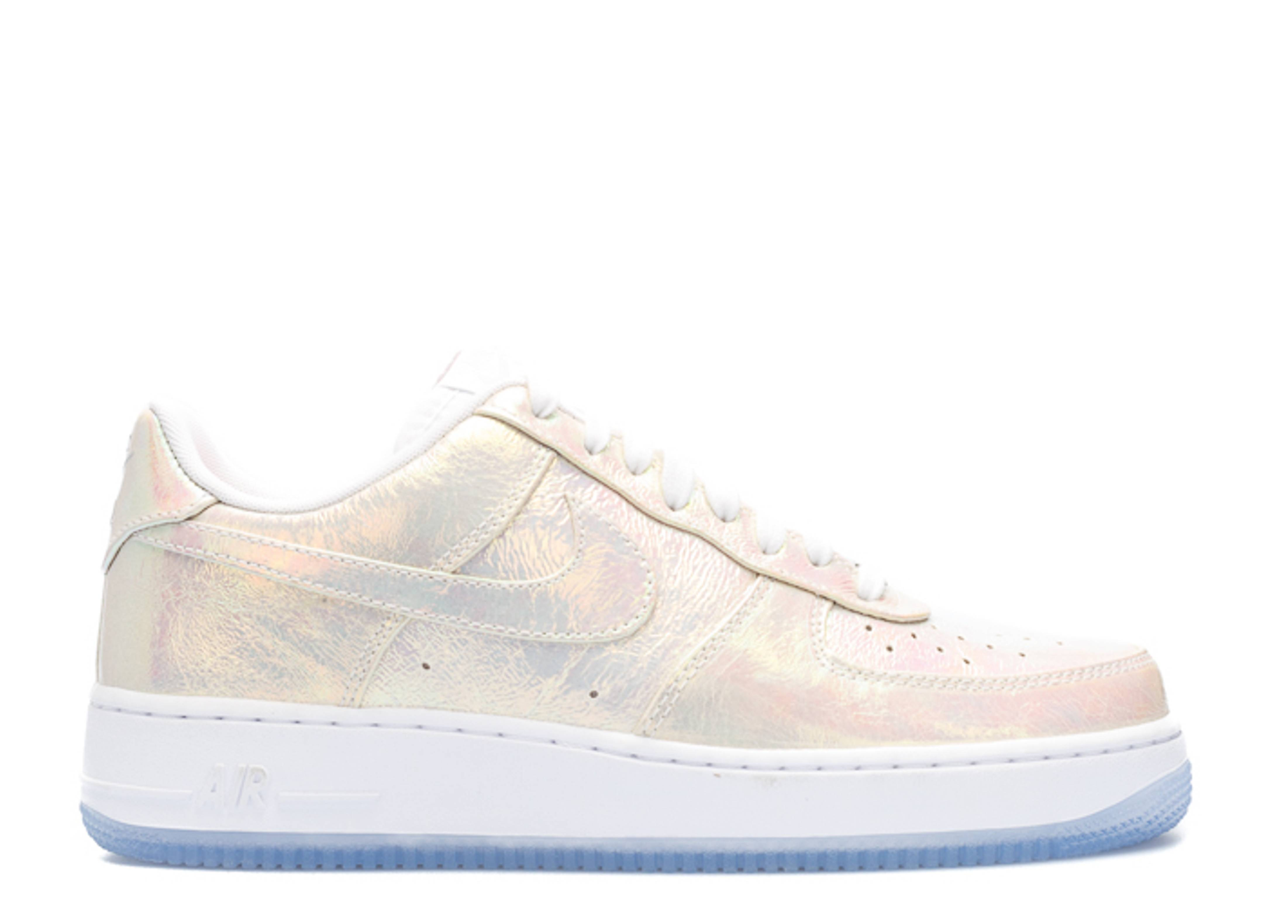 "w's air force 1 low 07 prm qs ""iridescent"""