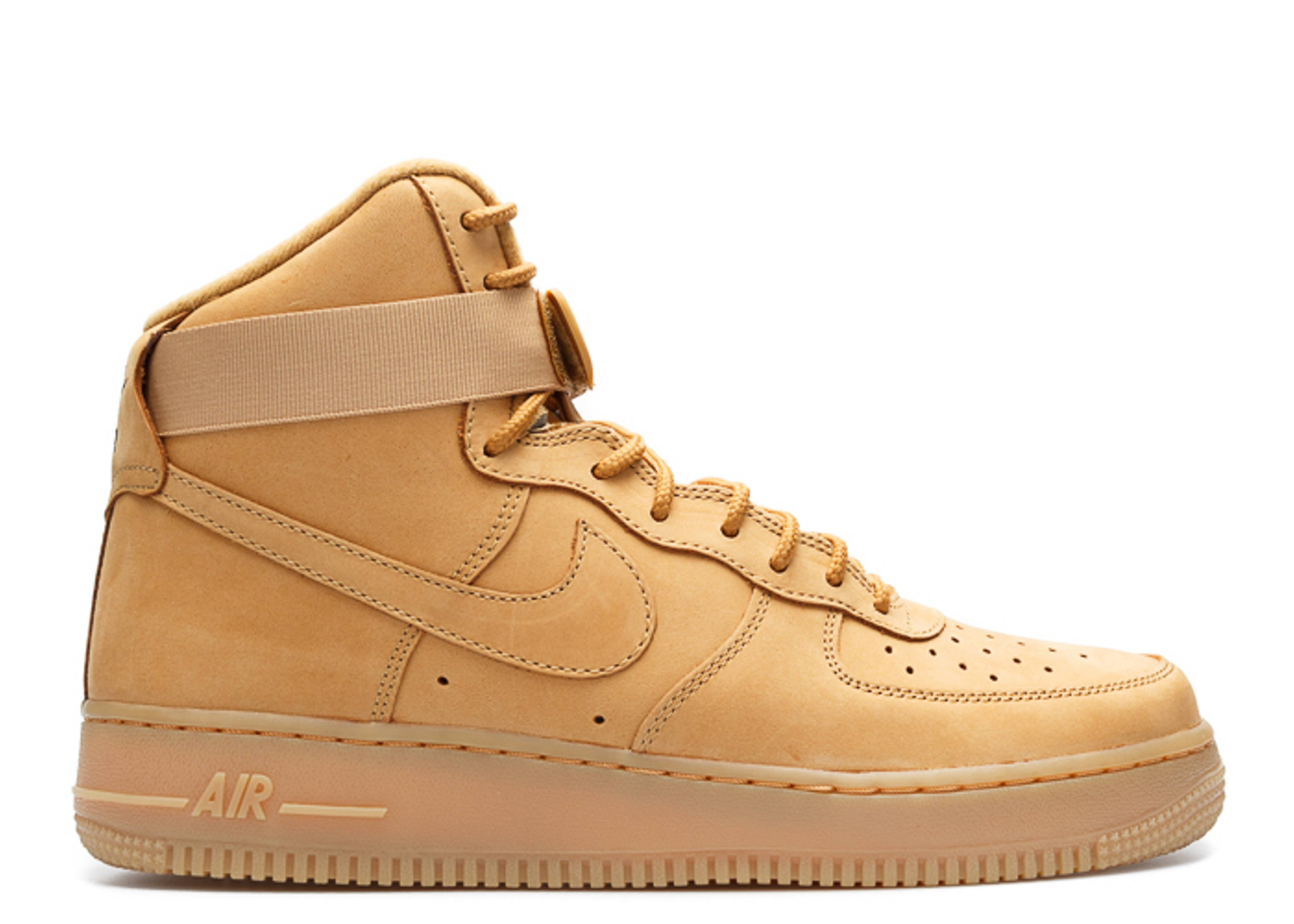 "air force 1 high 07 lv8 ""flax"""