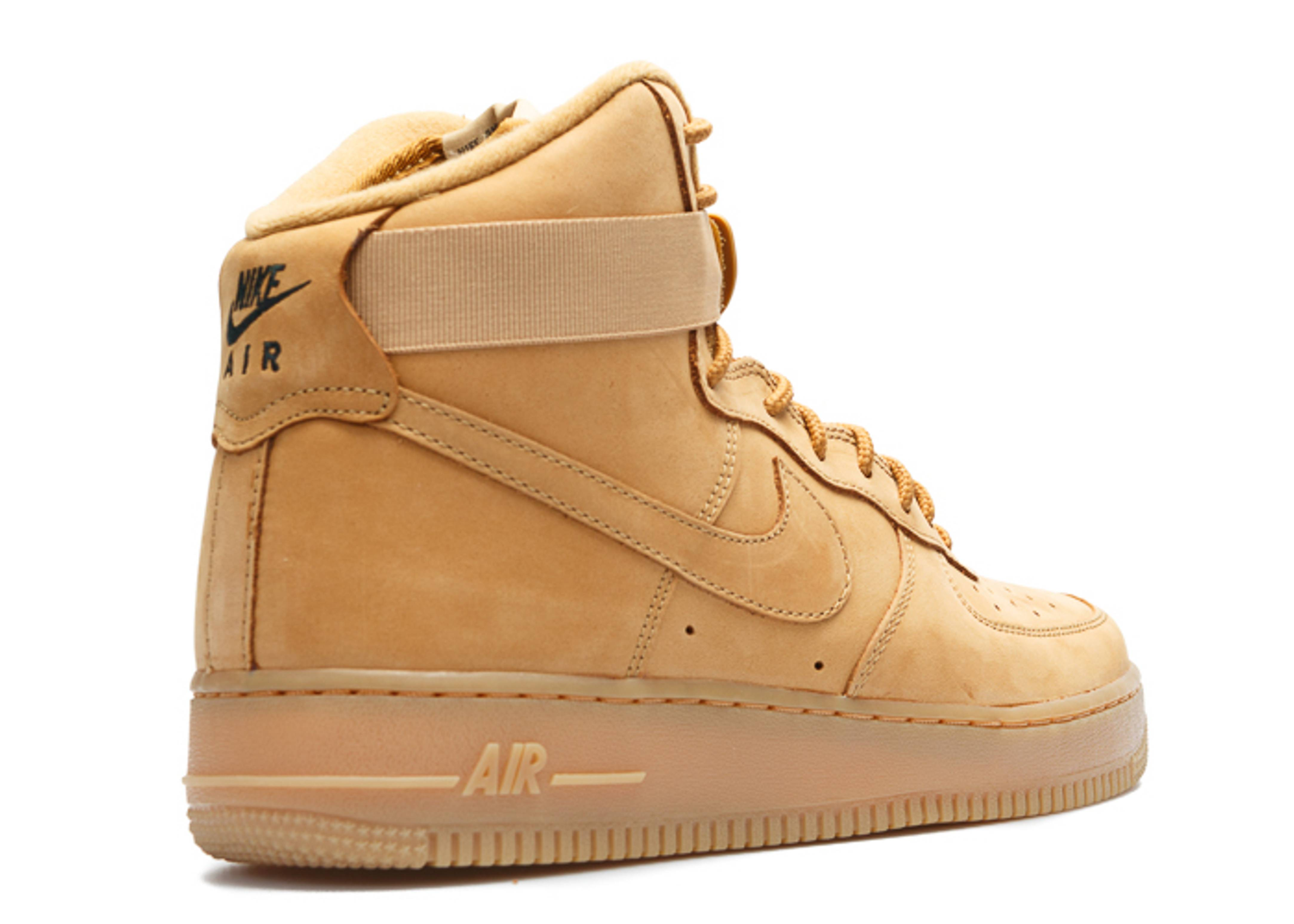nike air force flax high