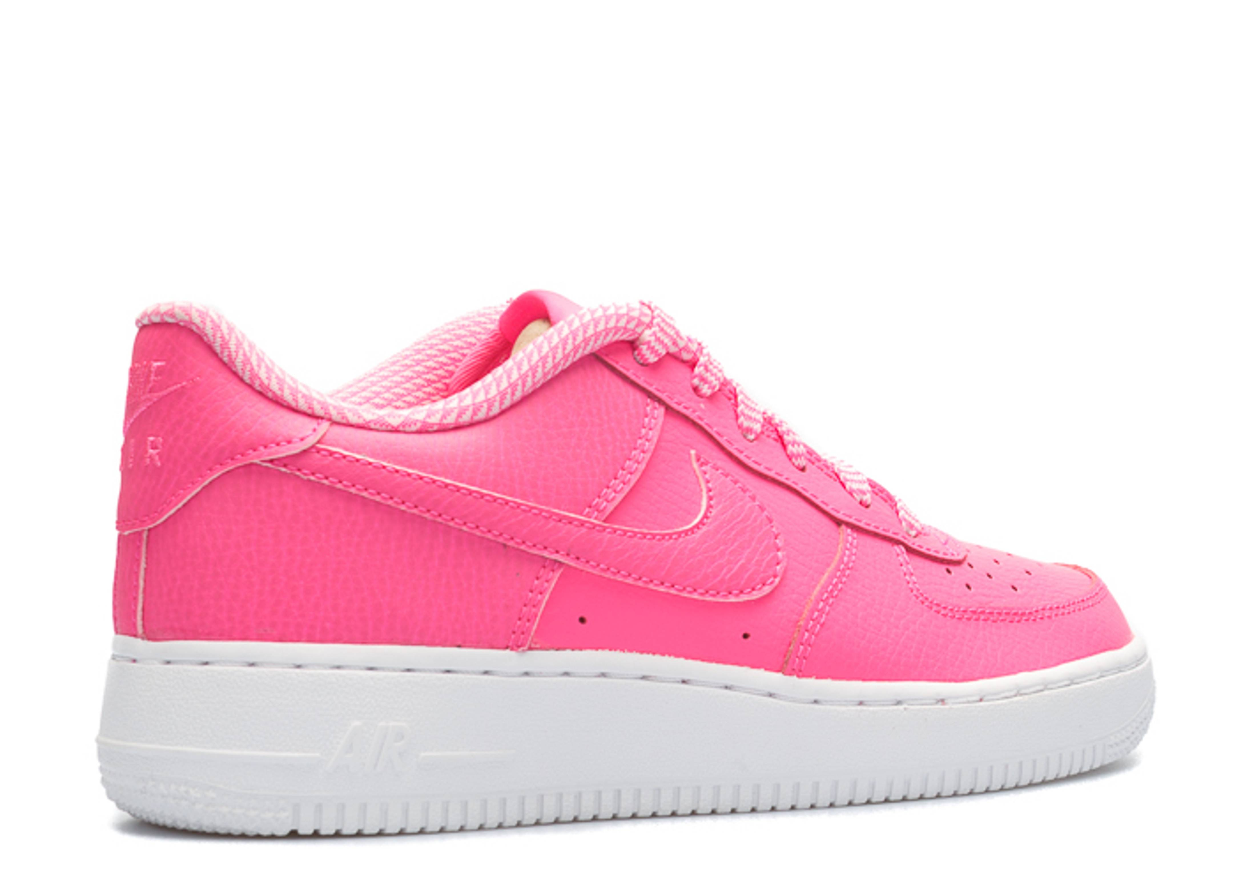air force 1 gs pink pow pink pow white. Black Bedroom Furniture Sets. Home Design Ideas