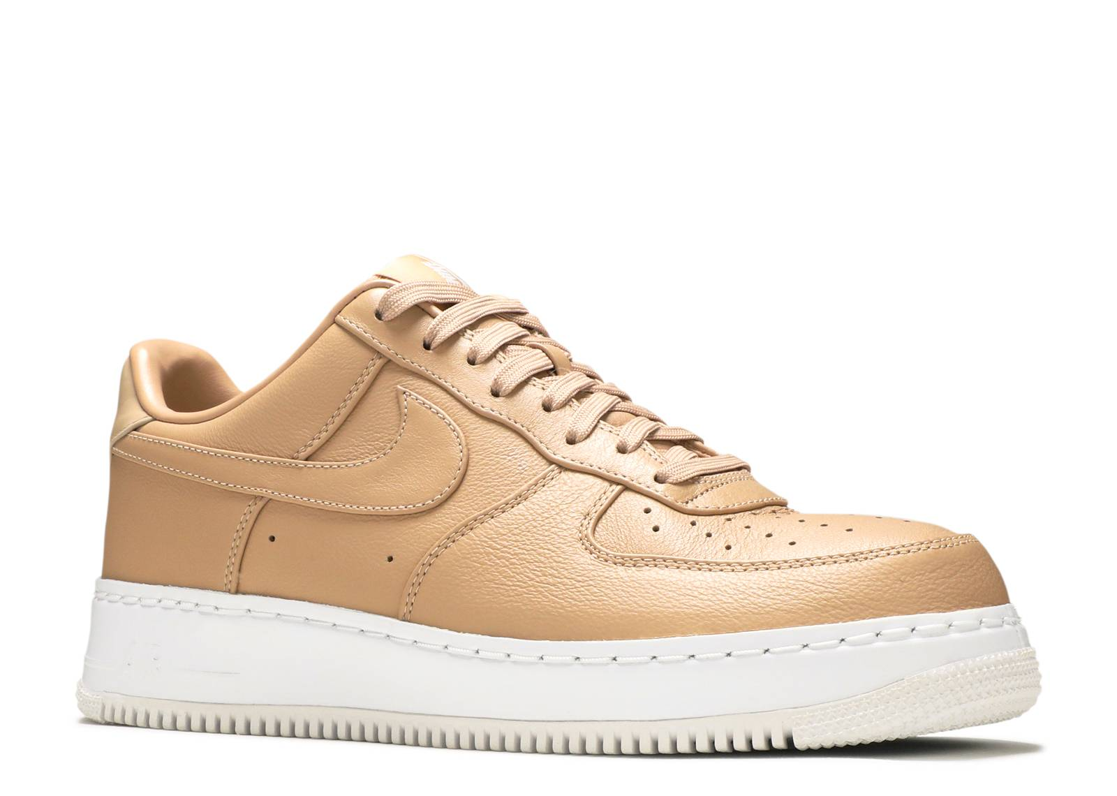 nikelab air force 1 low nike 555106 200 vachetta tan. Black Bedroom Furniture Sets. Home Design Ideas