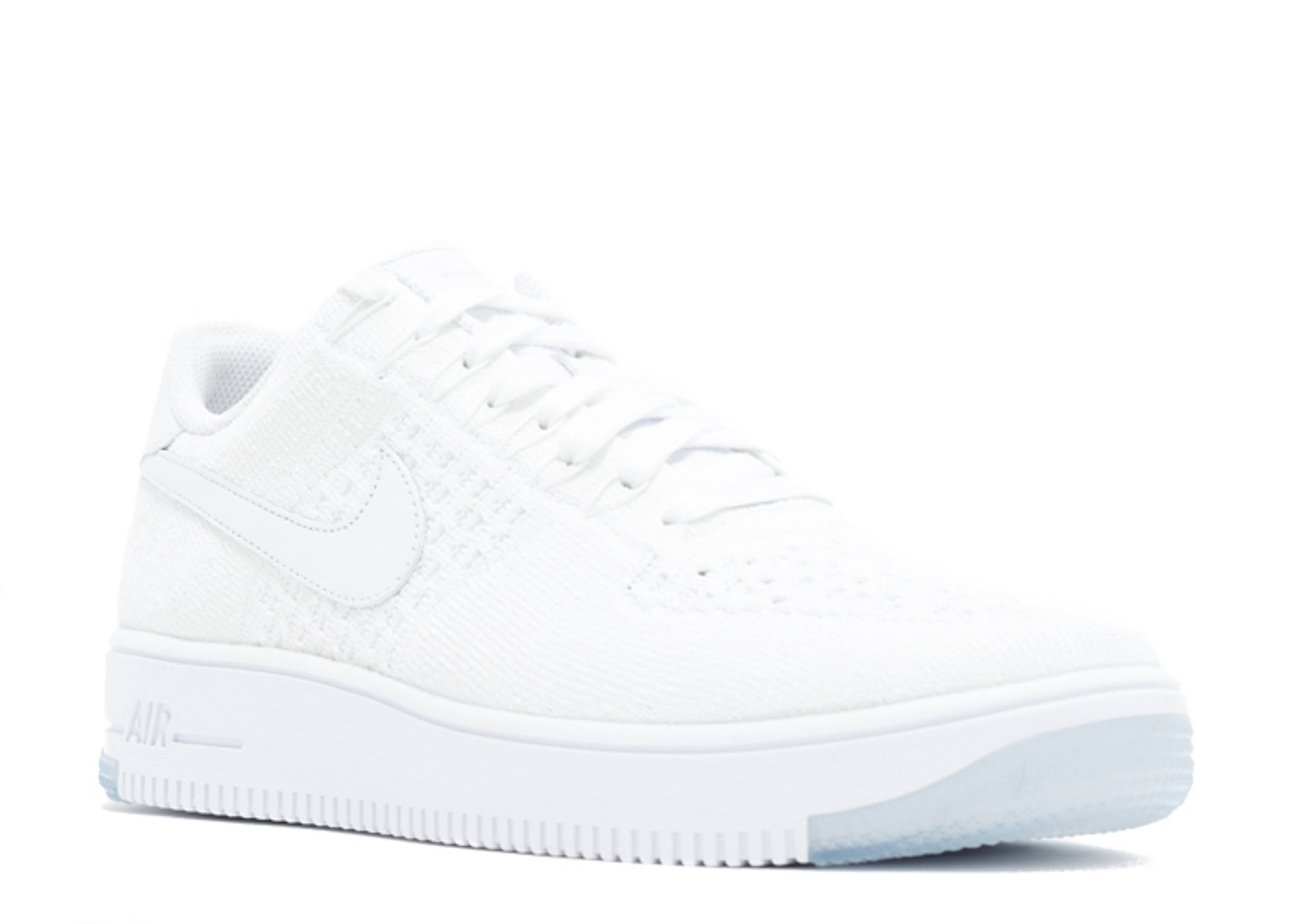 low cost nike air force 1 ultra flyknit low white ice 3b540