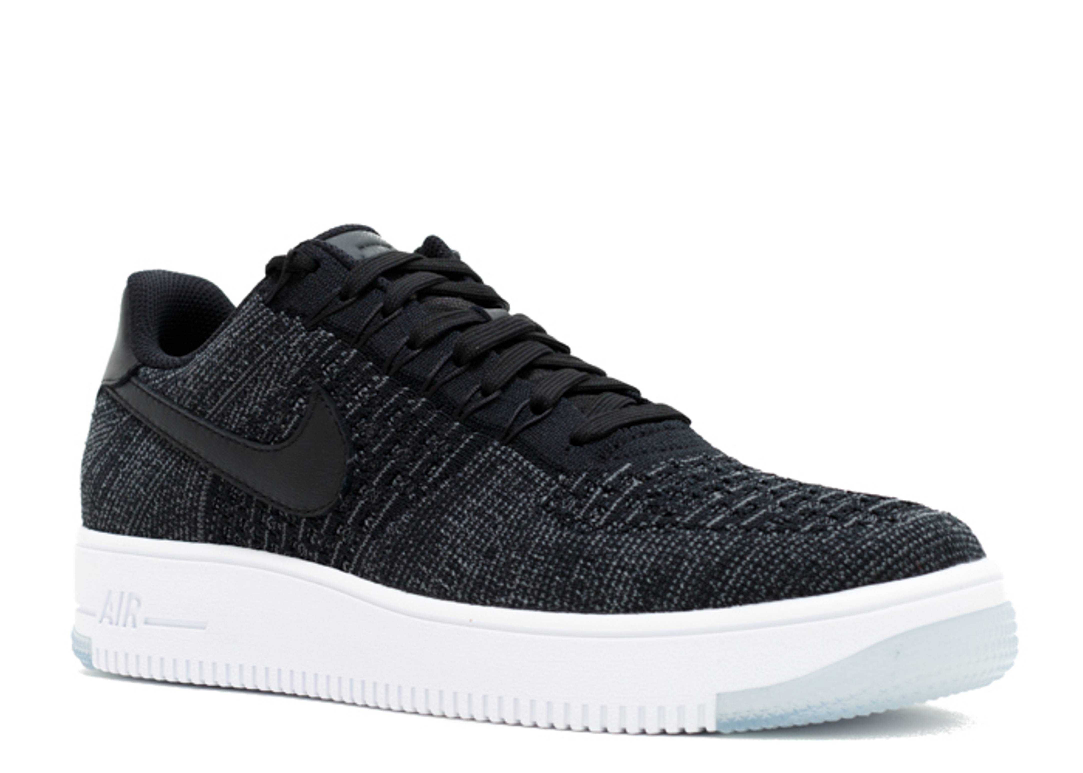 mens nike air force 1 flyknit low