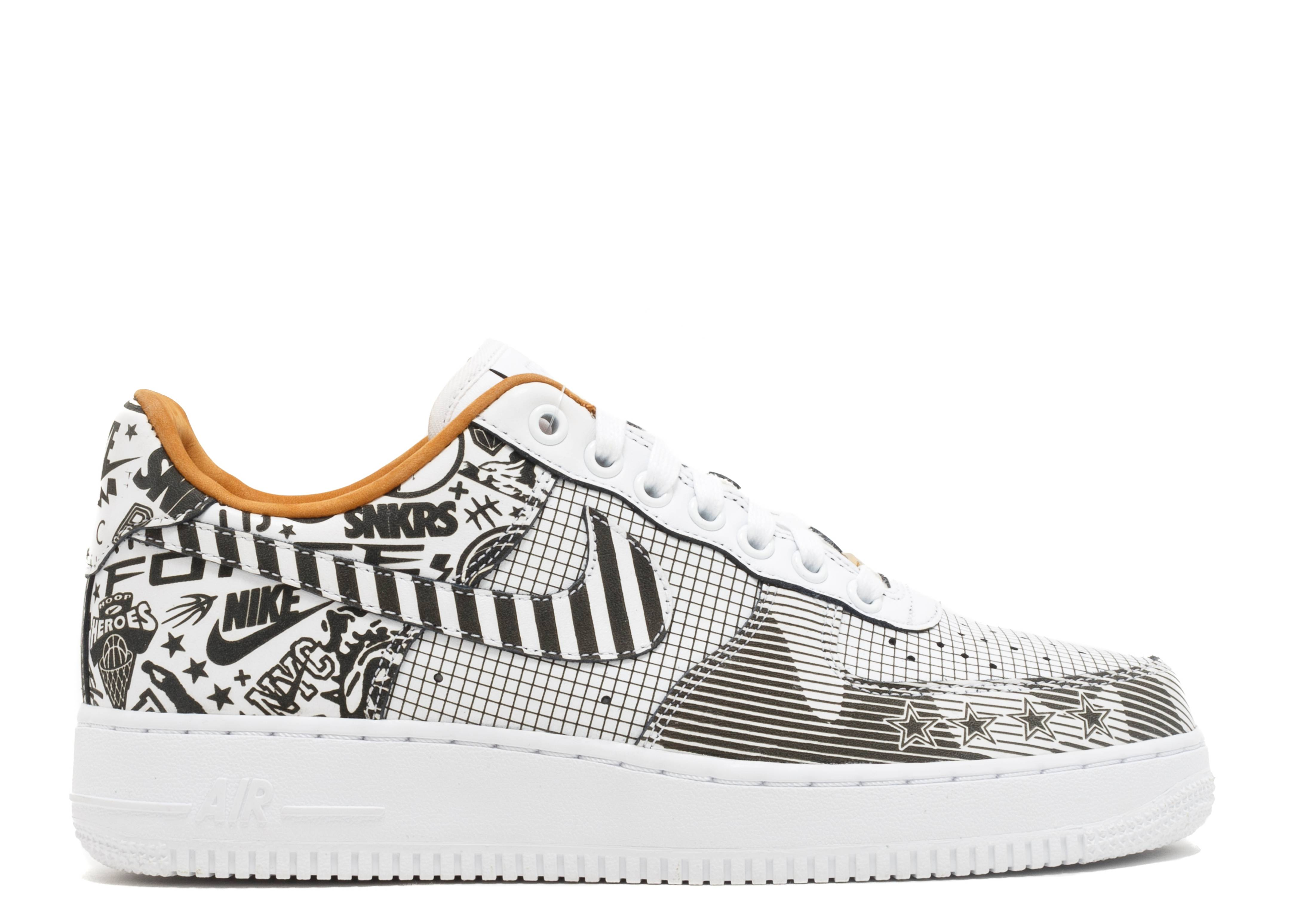 "air force 1 prm nyc ""nyc"""