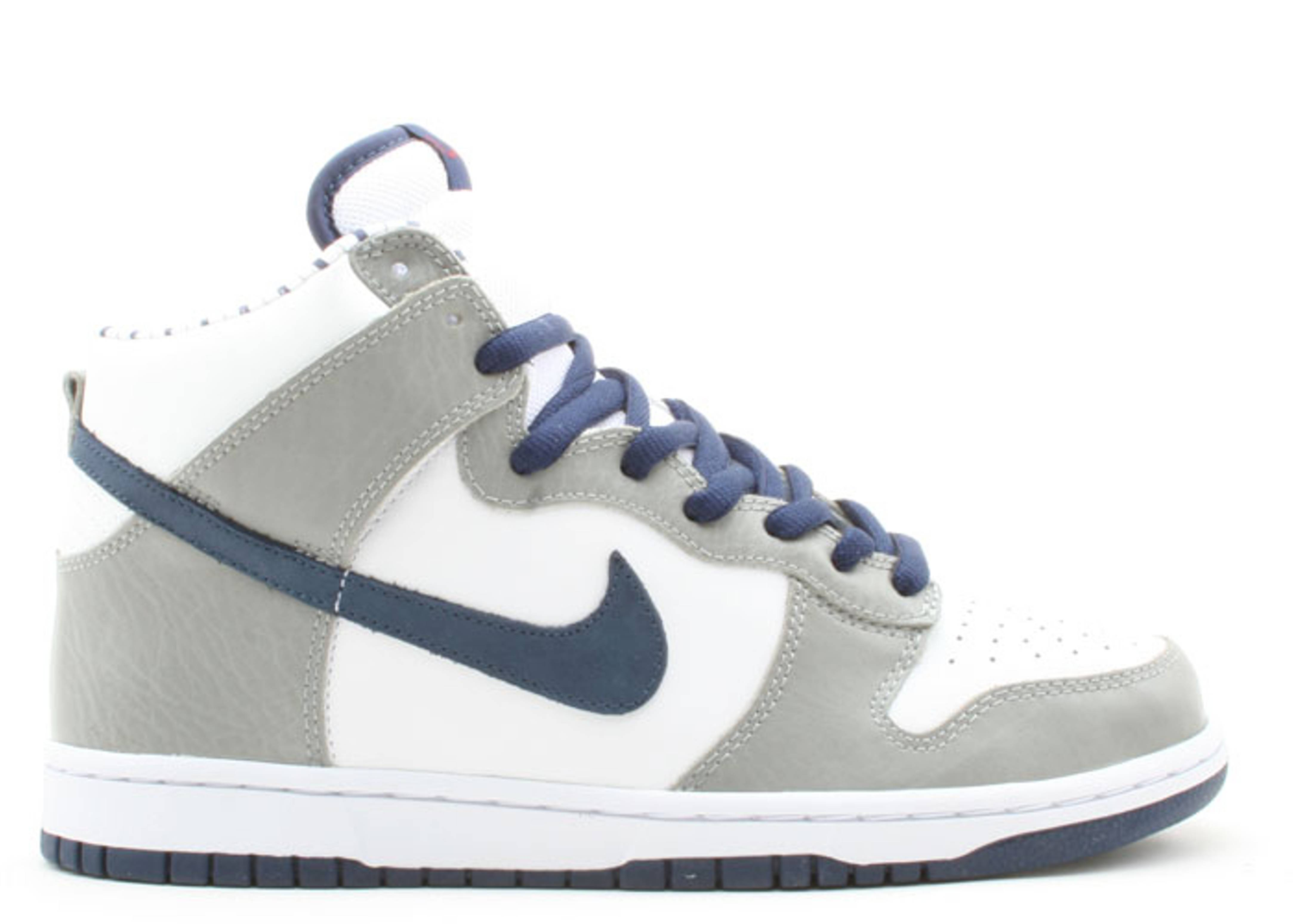 more photos 54656 54aa6 dunk high med denim / nt gry-blk-org flash