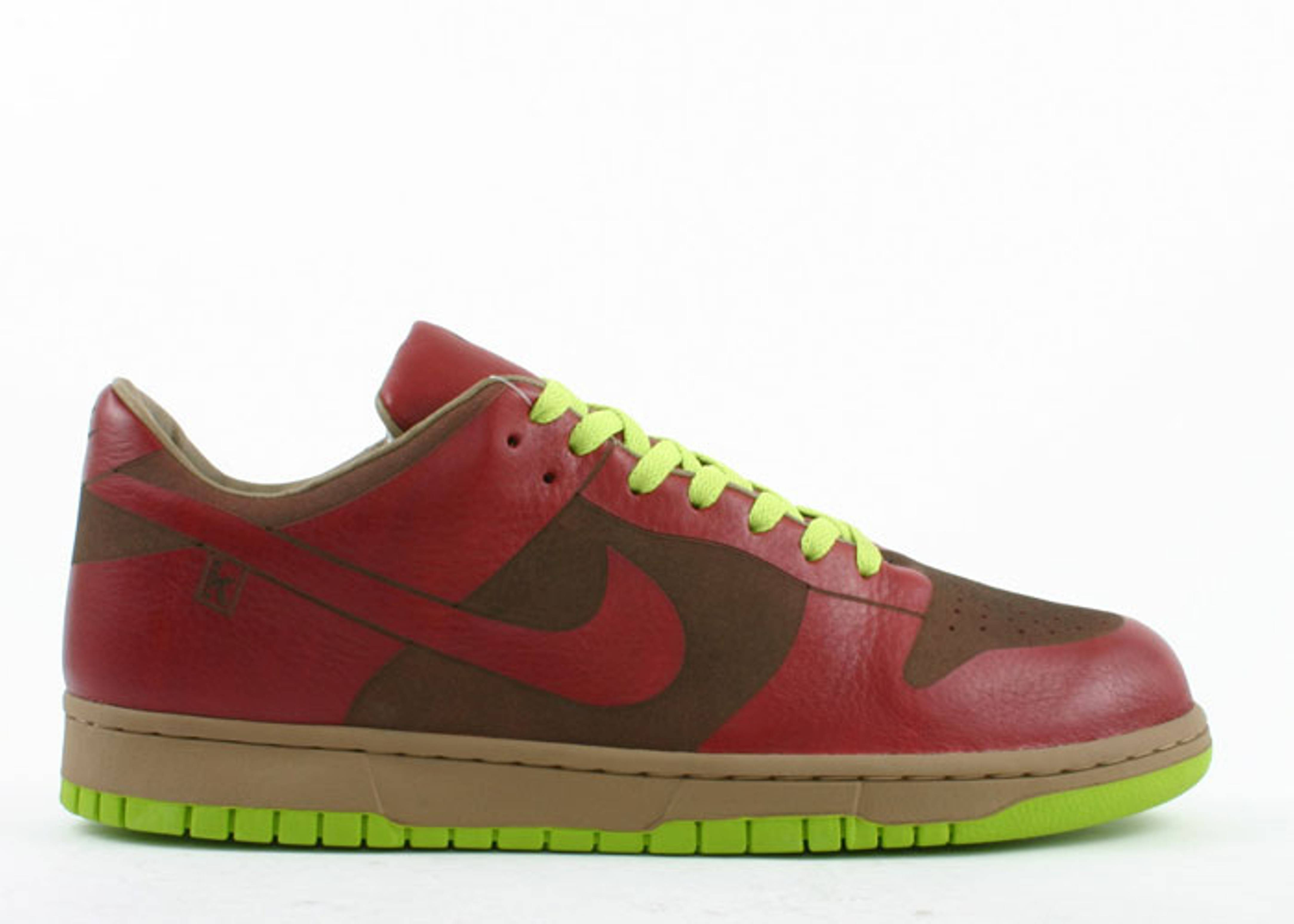 dunk low 1 piece