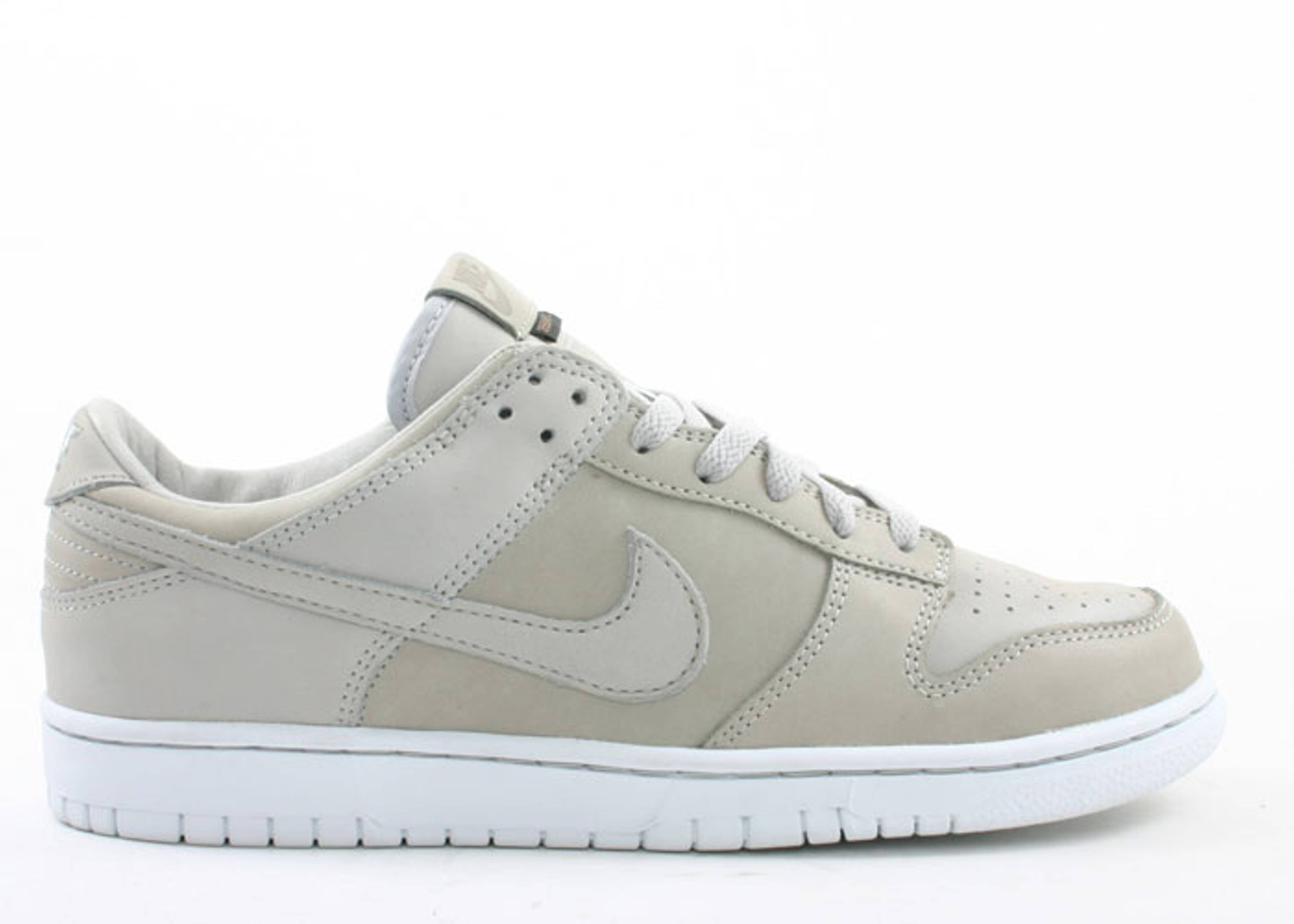 """dunk low id """"nike id try on"""""""