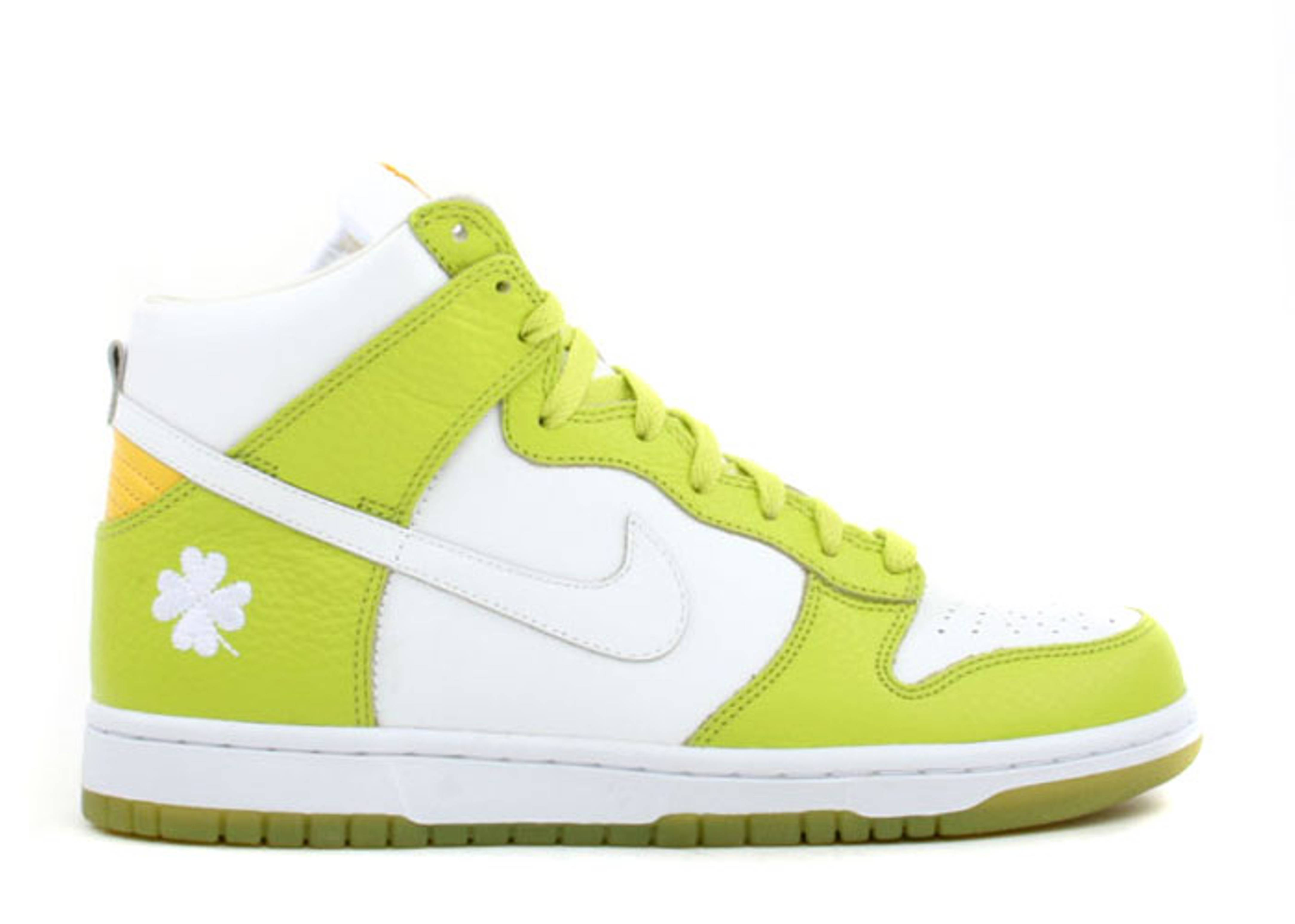 "womens dunk high ""st pattys"""