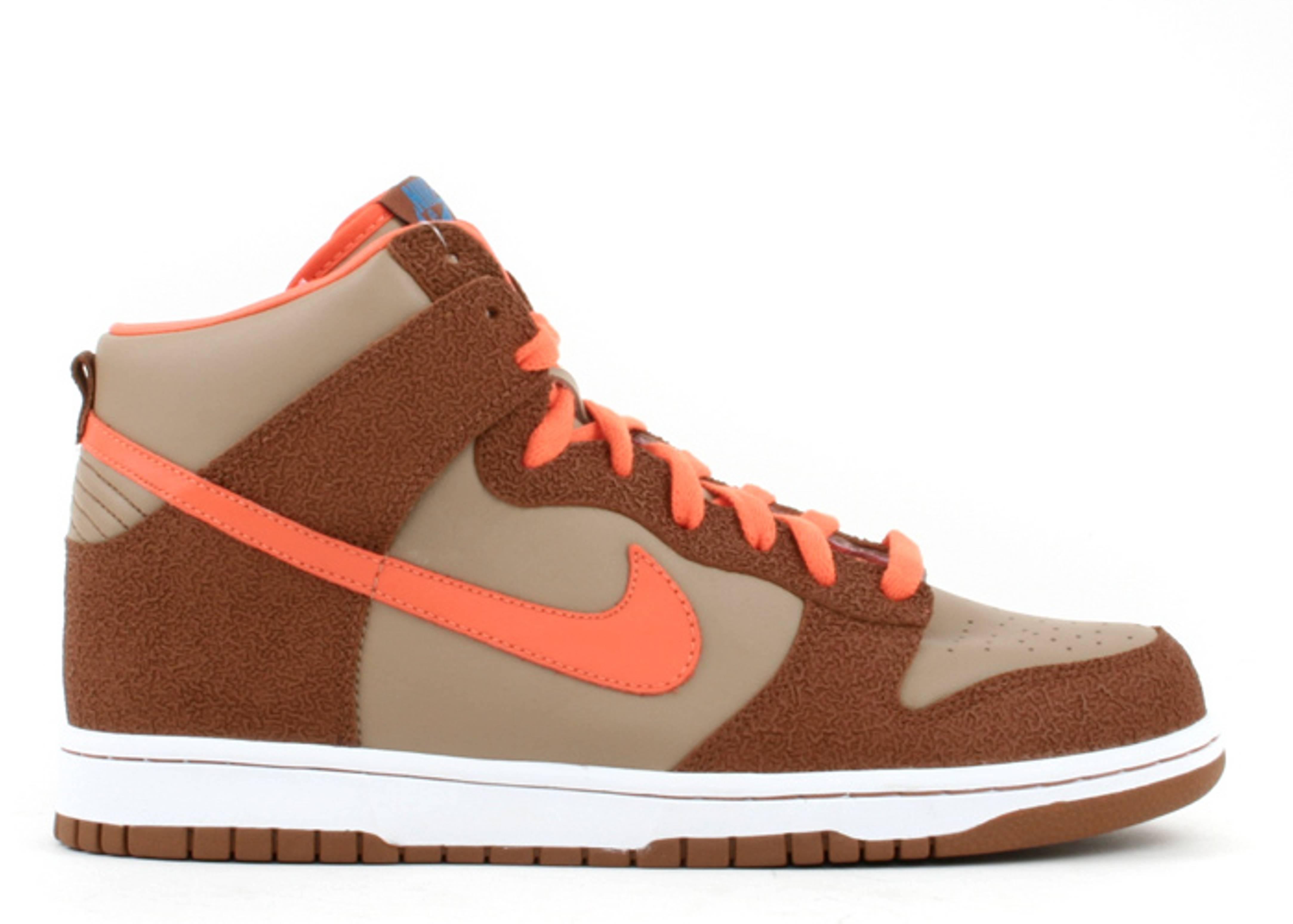 "dunk high premium ""fantastic 4 the thing"""