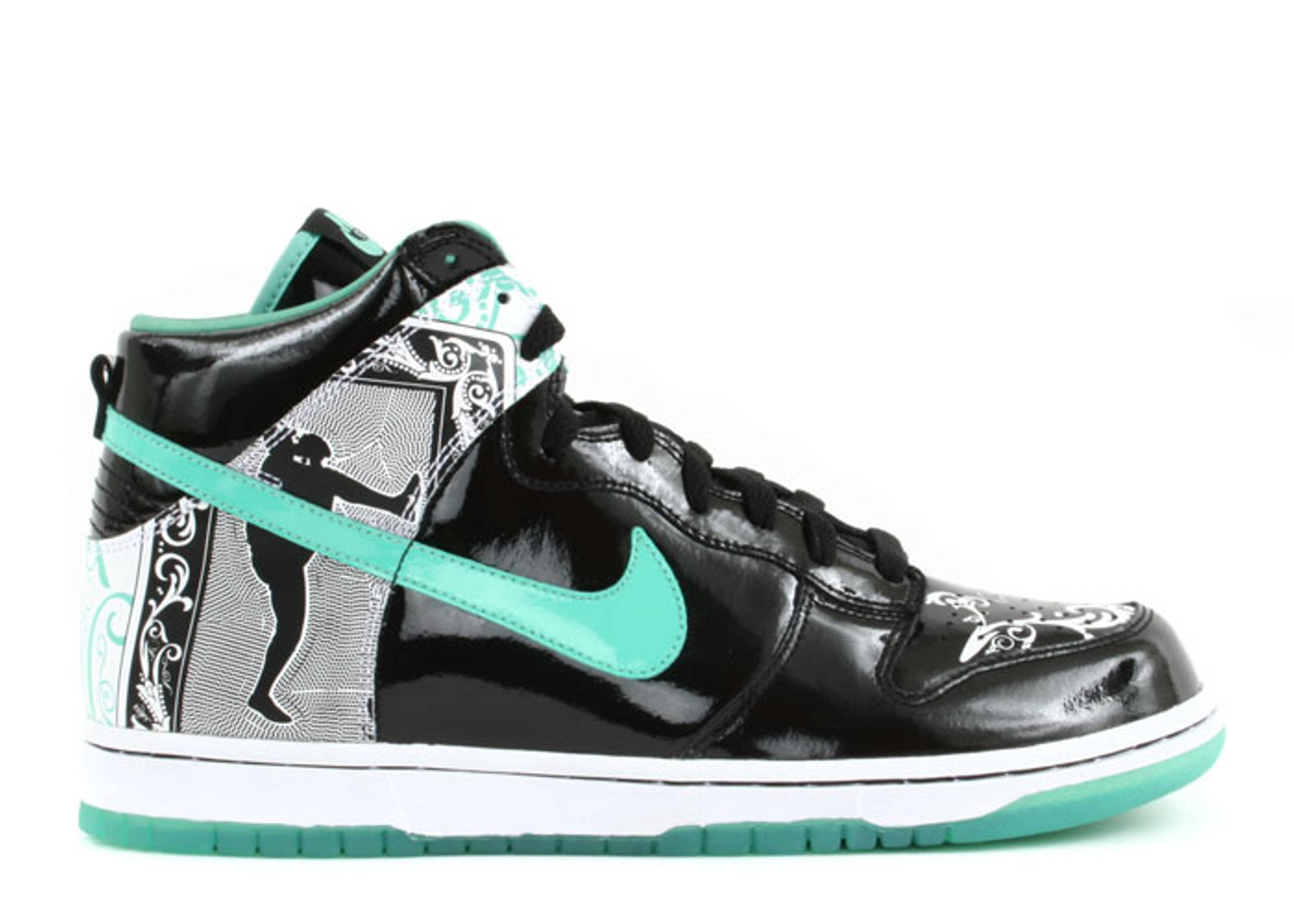 """dunk high dontrelle willis """"collection royale"""""""