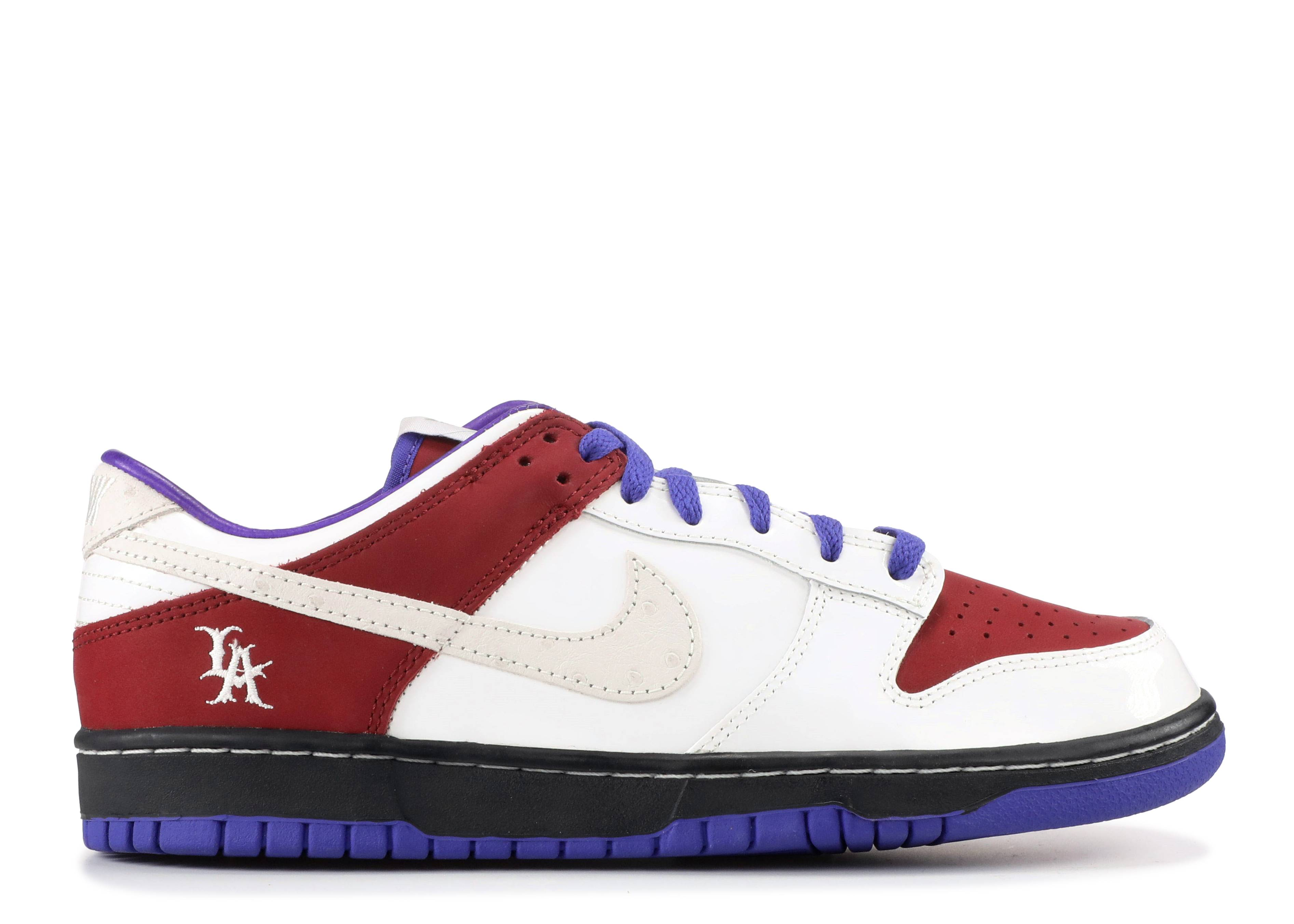 "dunk low id ""white dunk los angeles"""