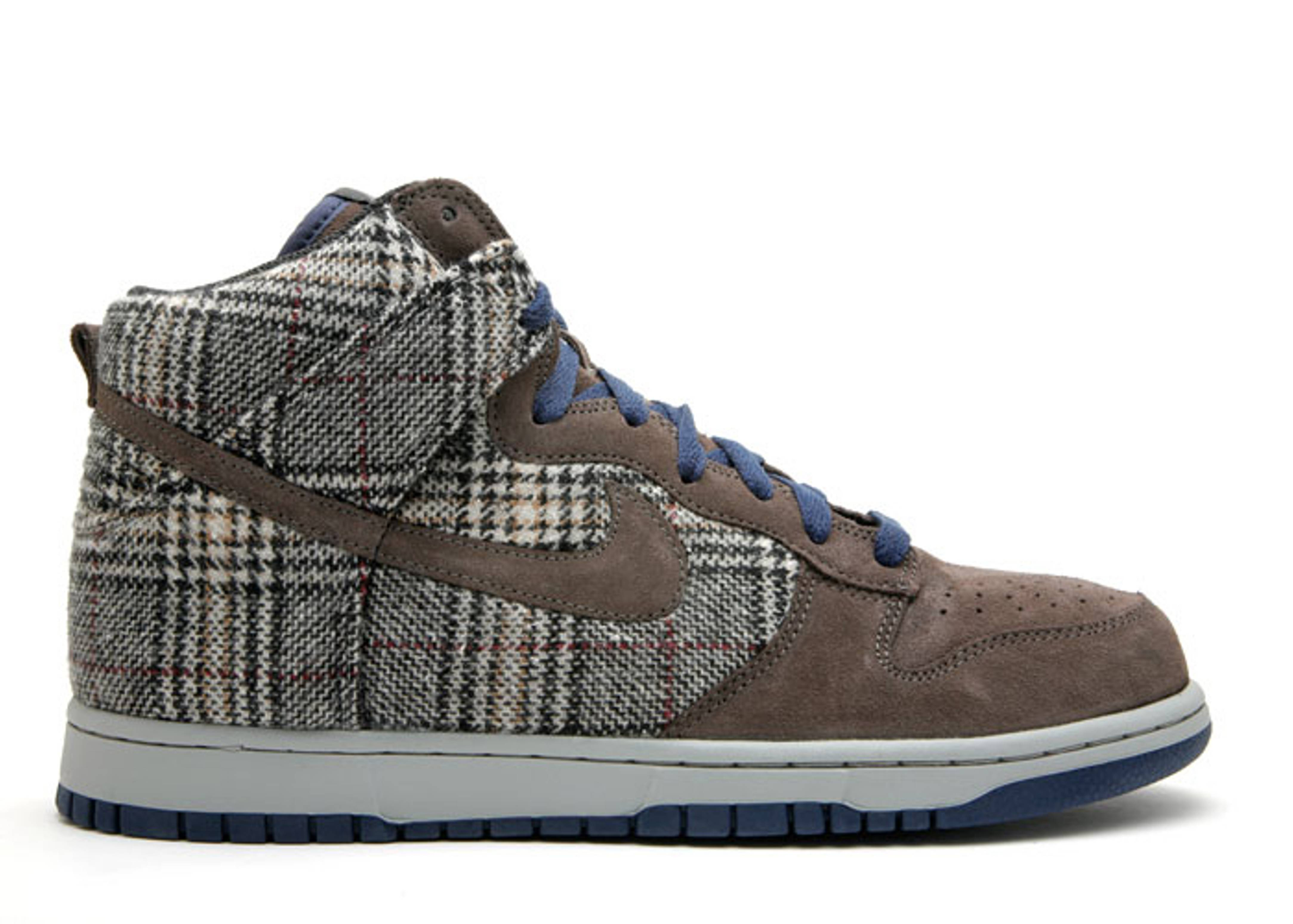 nike dunk high iron tweed shoes for women eb17b00ba
