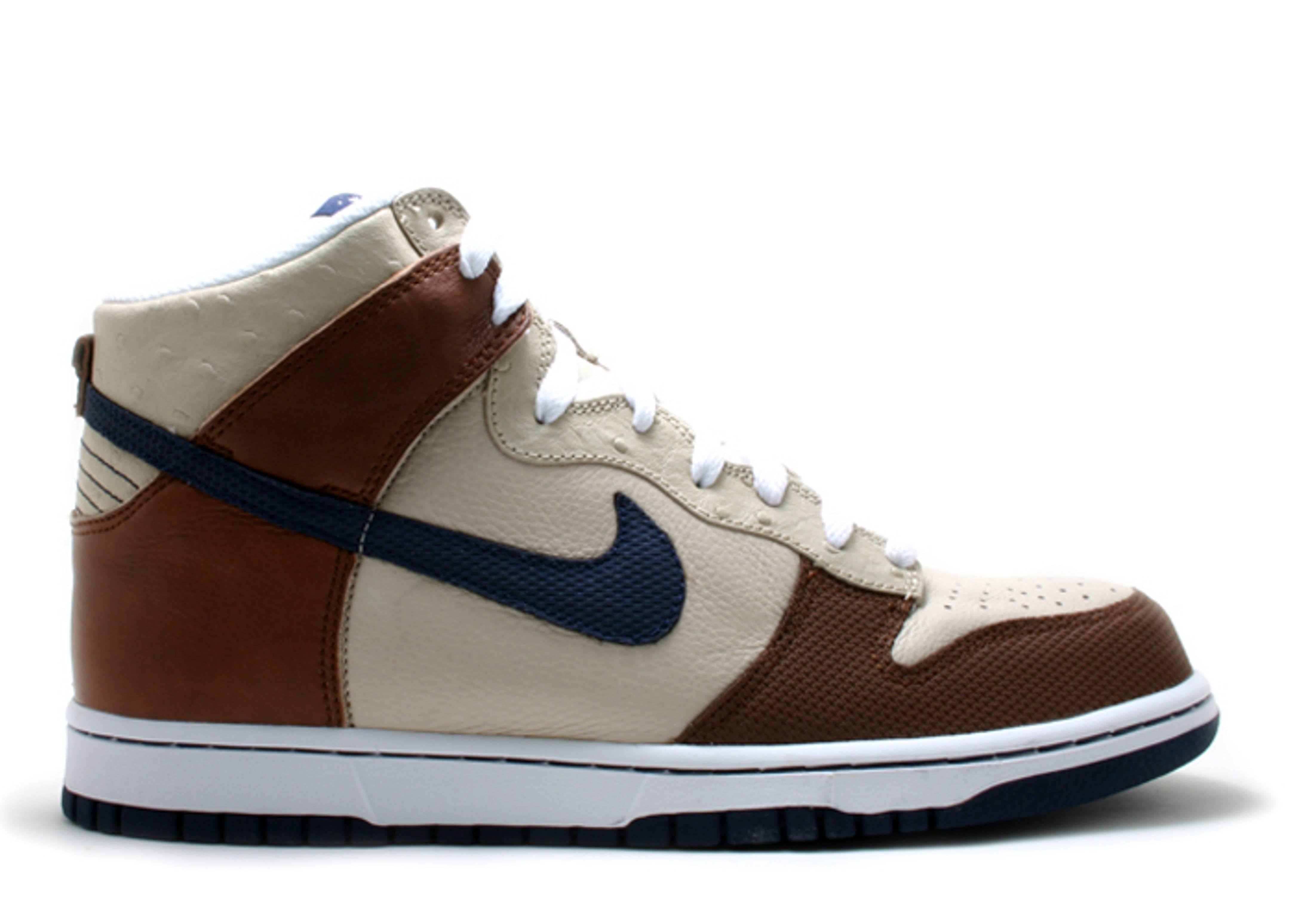 promo code 410ec 08649 Dunk High Premium - Nike - 316424 241 - rusticmidnight navy-sanddrift   Flight Club