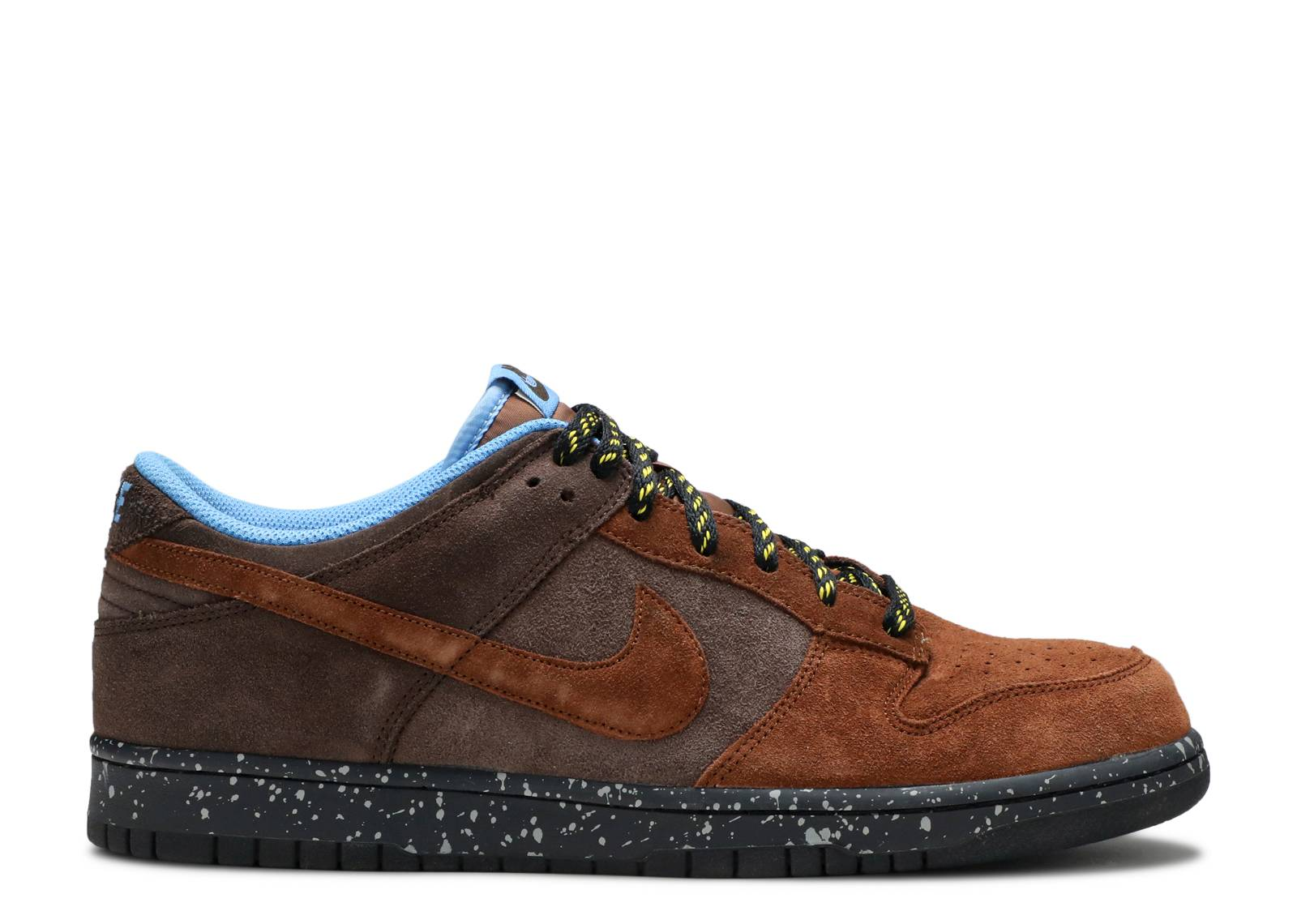 c30d989f07ba Dunk Low Cl - Nike - 304714 228 - baroque brown rustic-anthracite ...