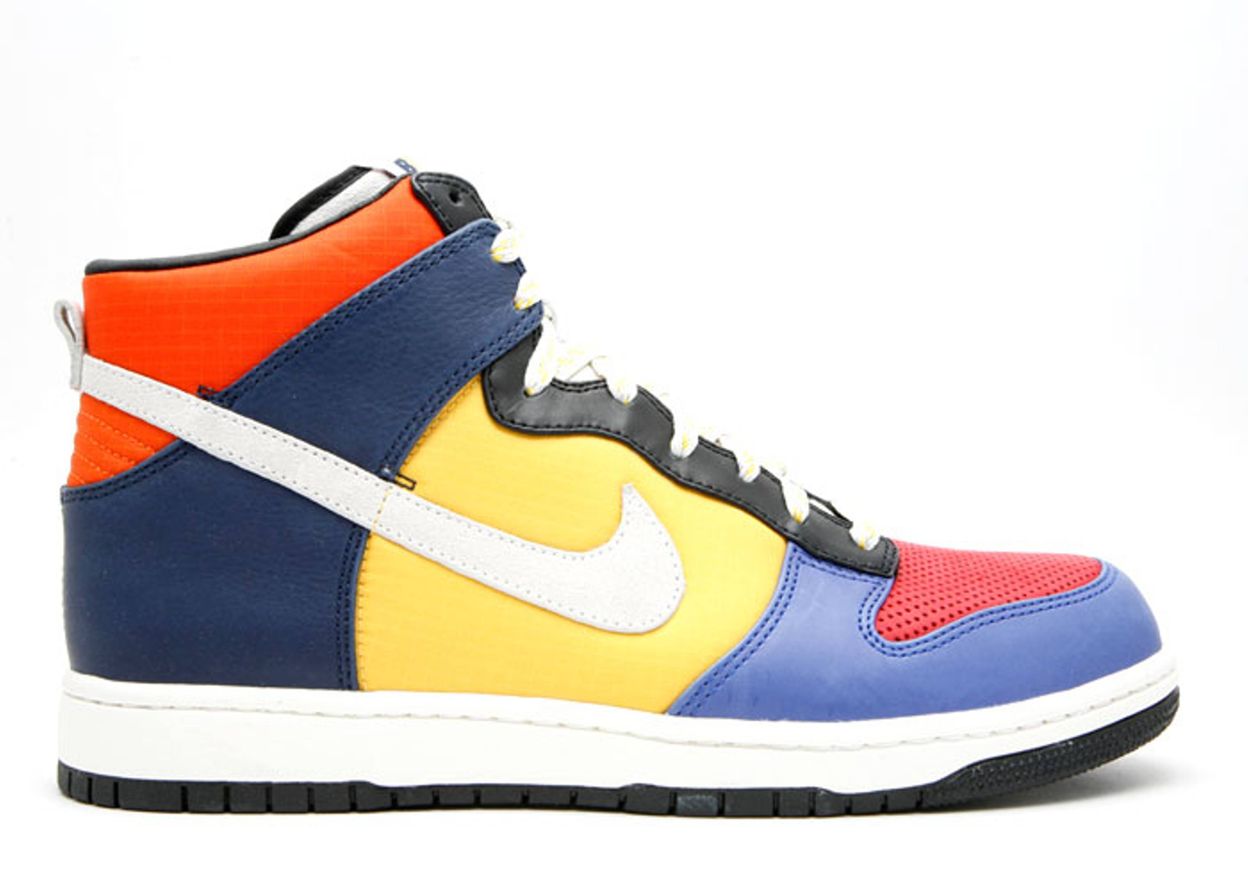 """dunk high supreme """"be true to your school"""""""
