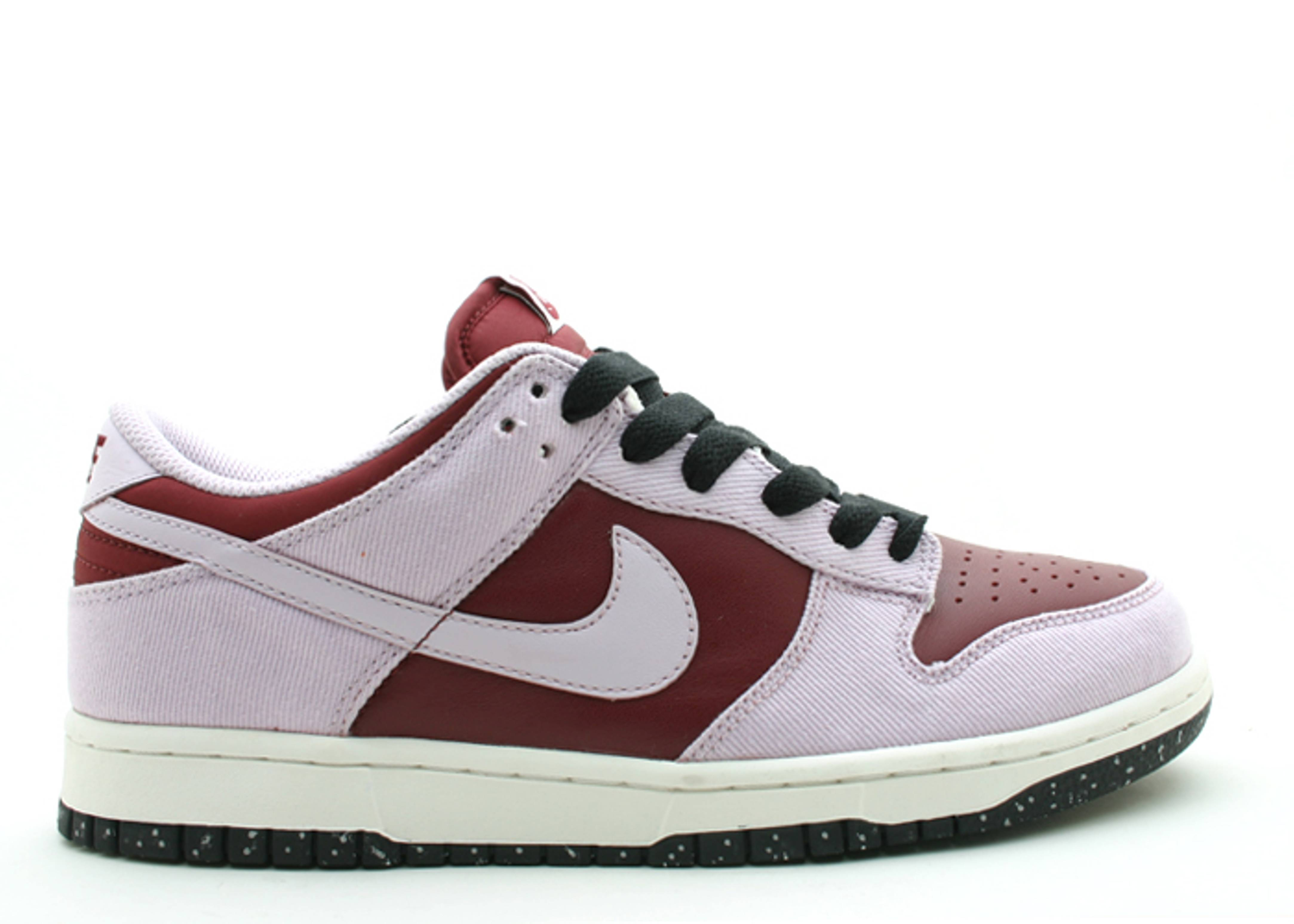 w's dunk low cl