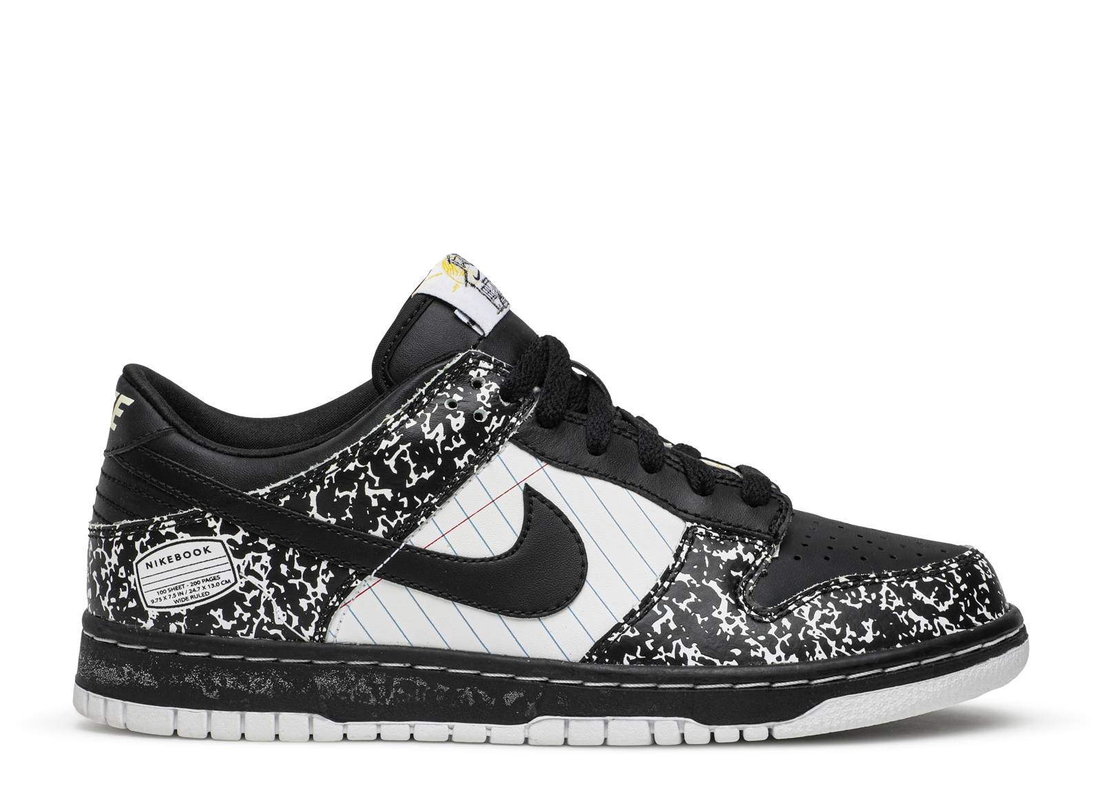 "dunk low premium (gs) ""nikebook"""