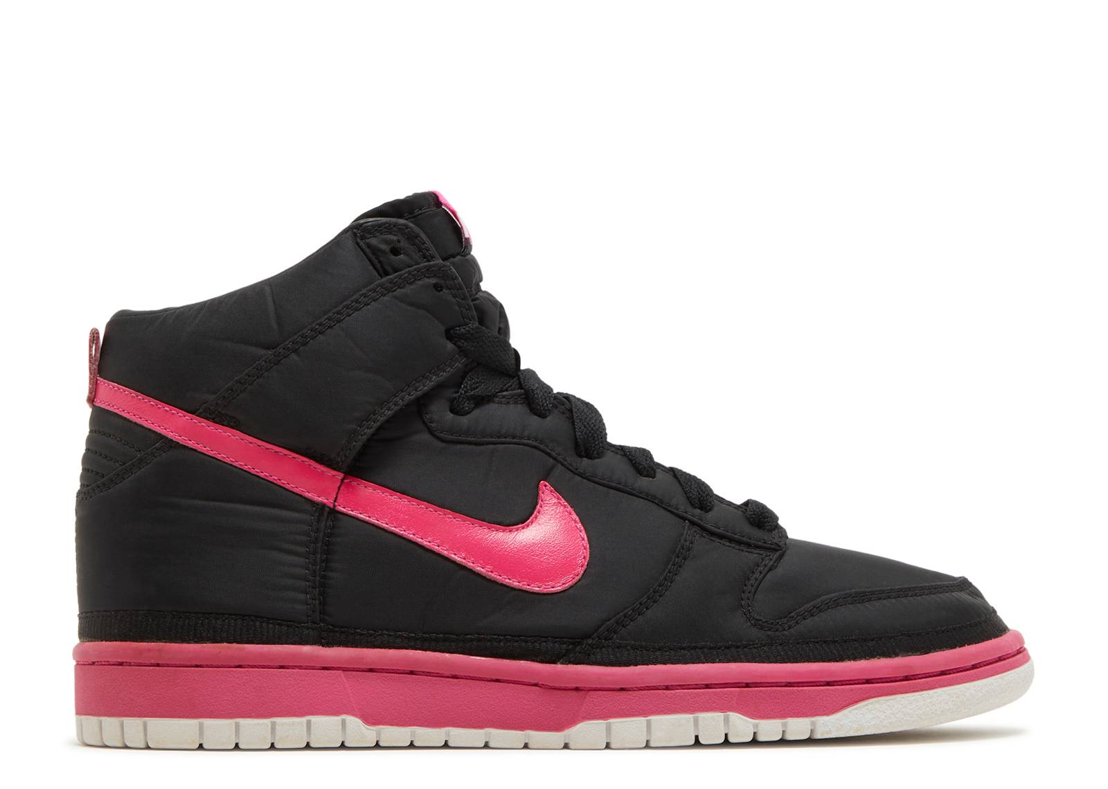 Dunk Hi Nylon Pack Black 37