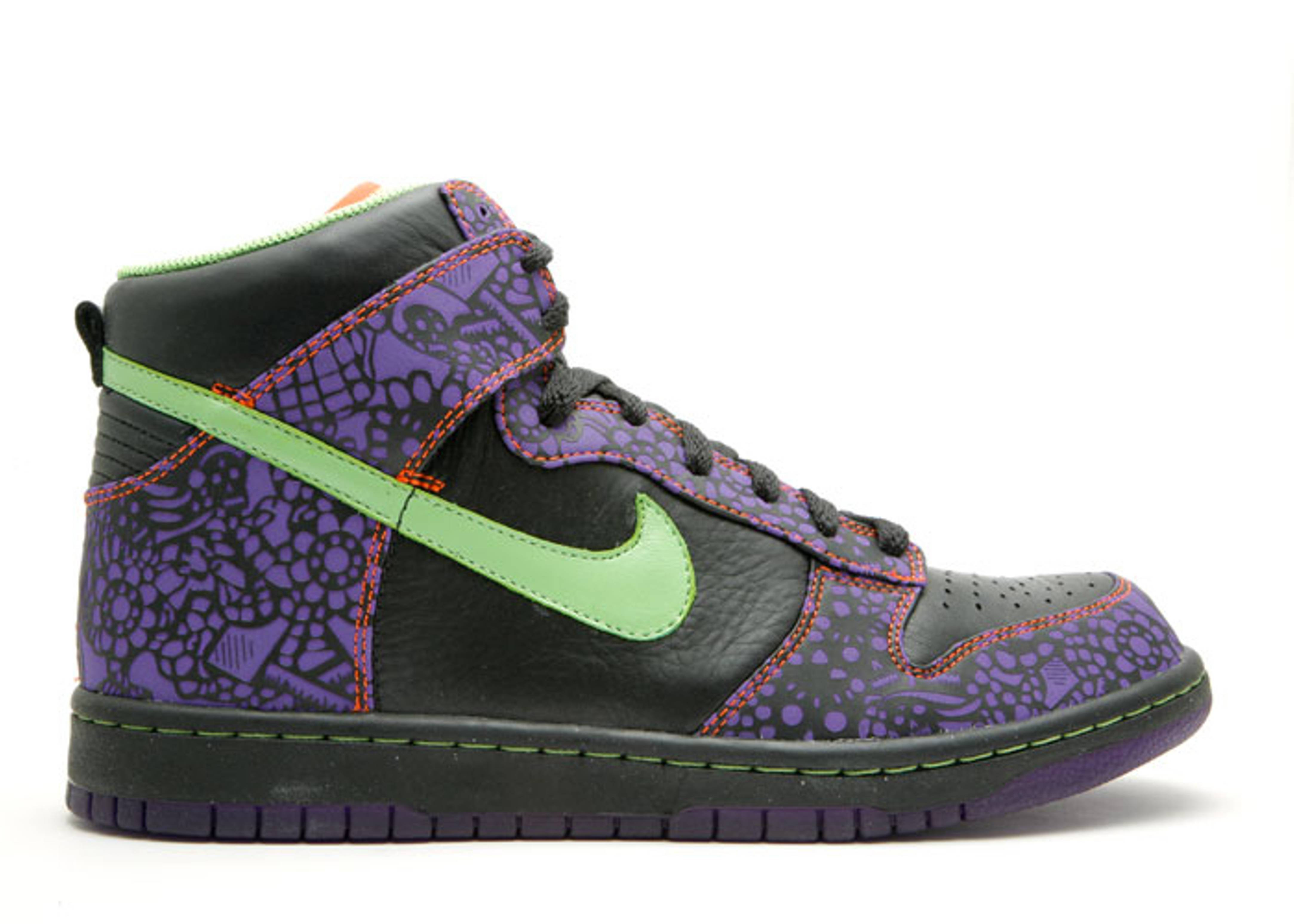 """dunk high premium """"day of the dead"""""""