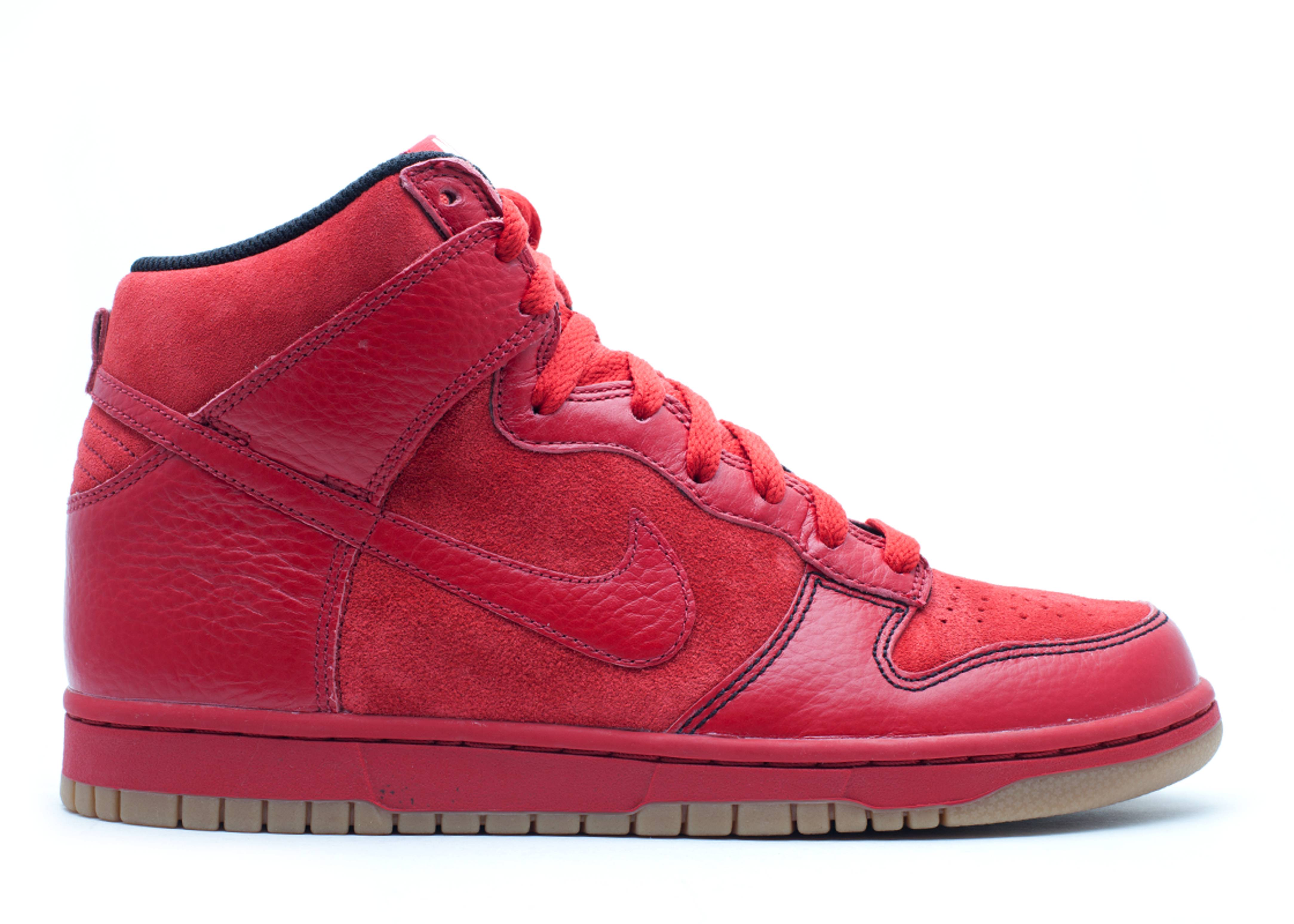 """dunk high """"be true to your street"""""""