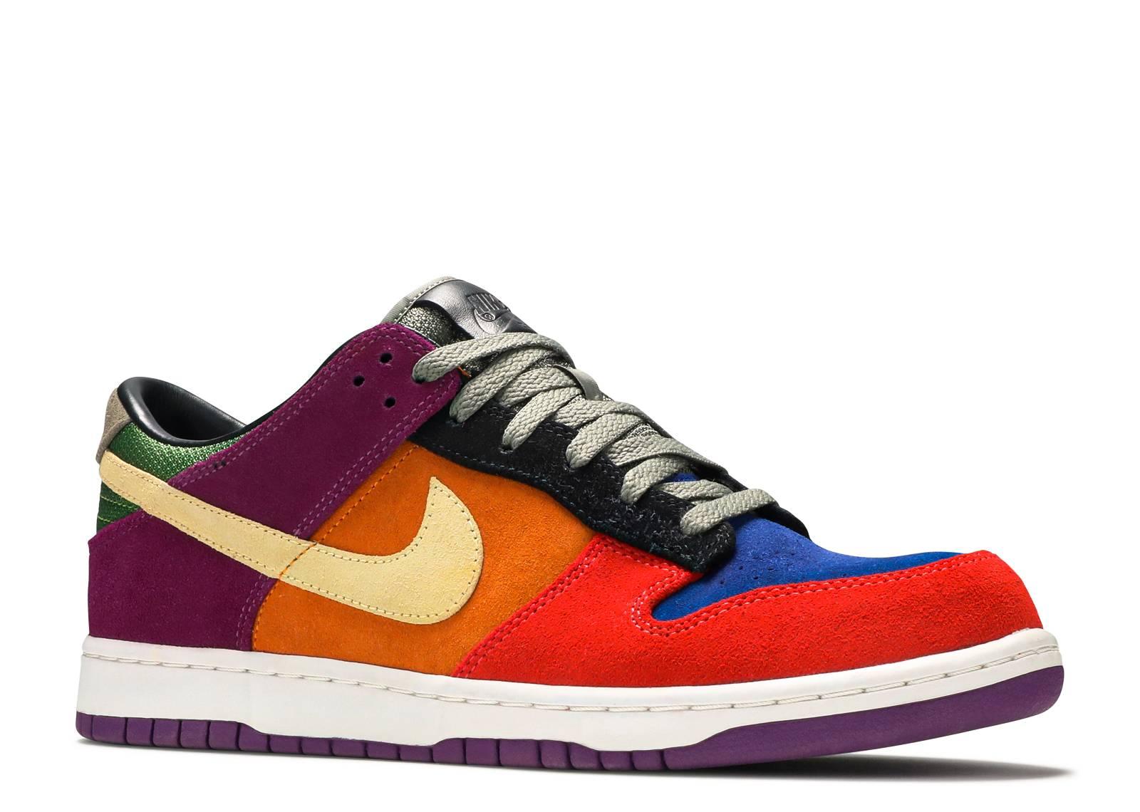 Nike Dunk Low 'Viotech'