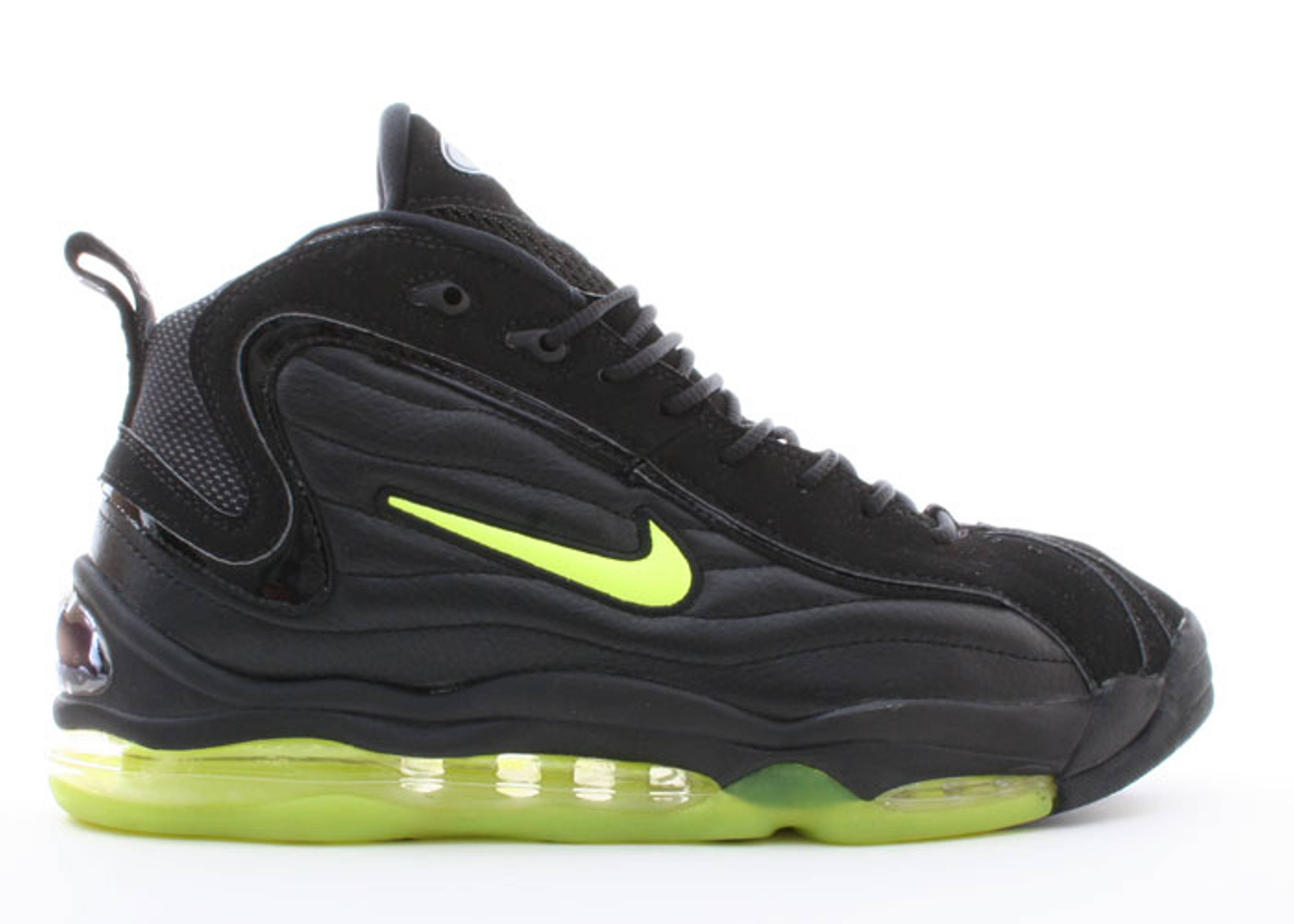 Air Total Max Uptempo - Nike - 830015 031 - black neon yellow ... 004938662