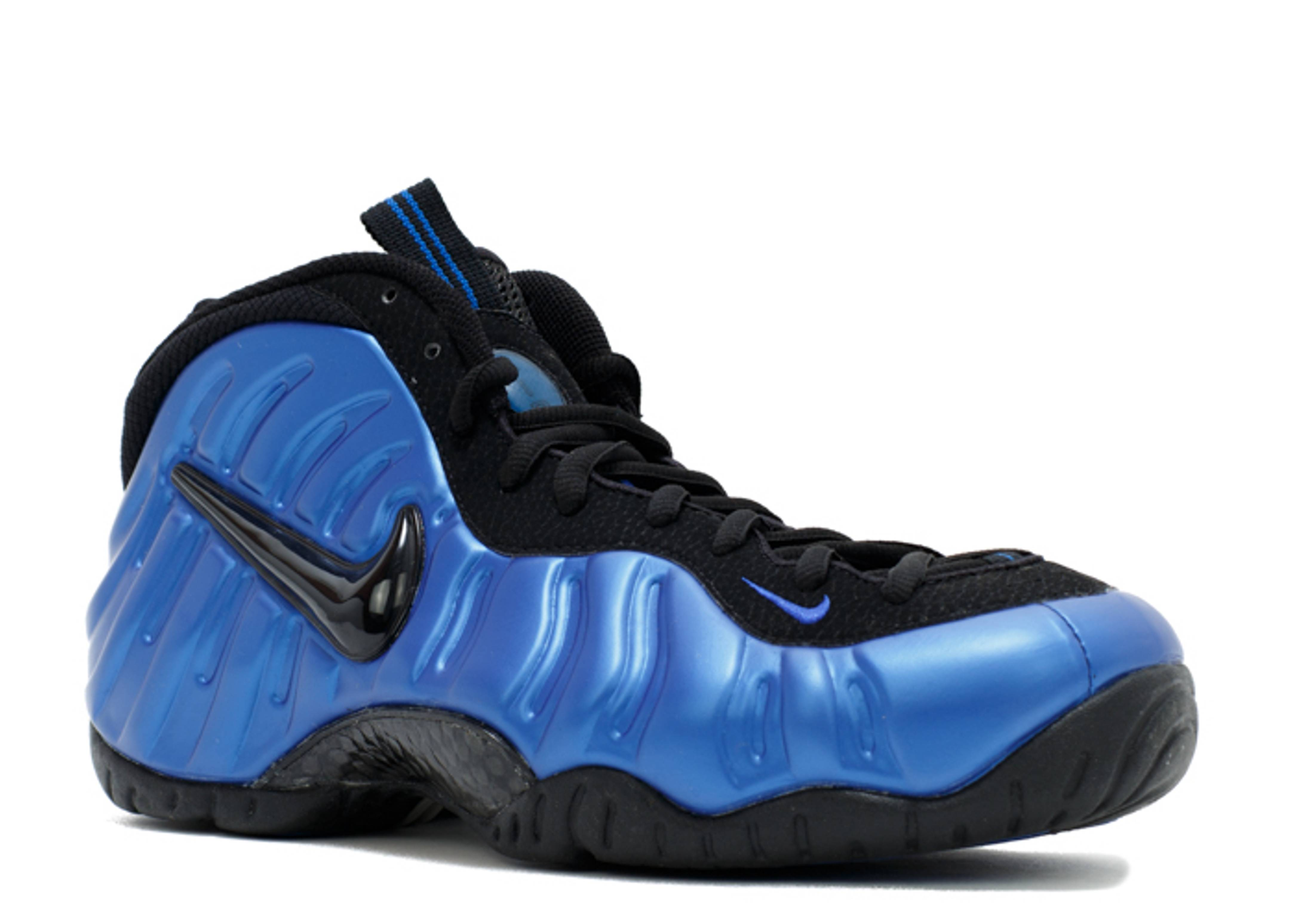 Air Foamposite Pro B - Nike - 624041 401 - varsity royal/black | Flight Club